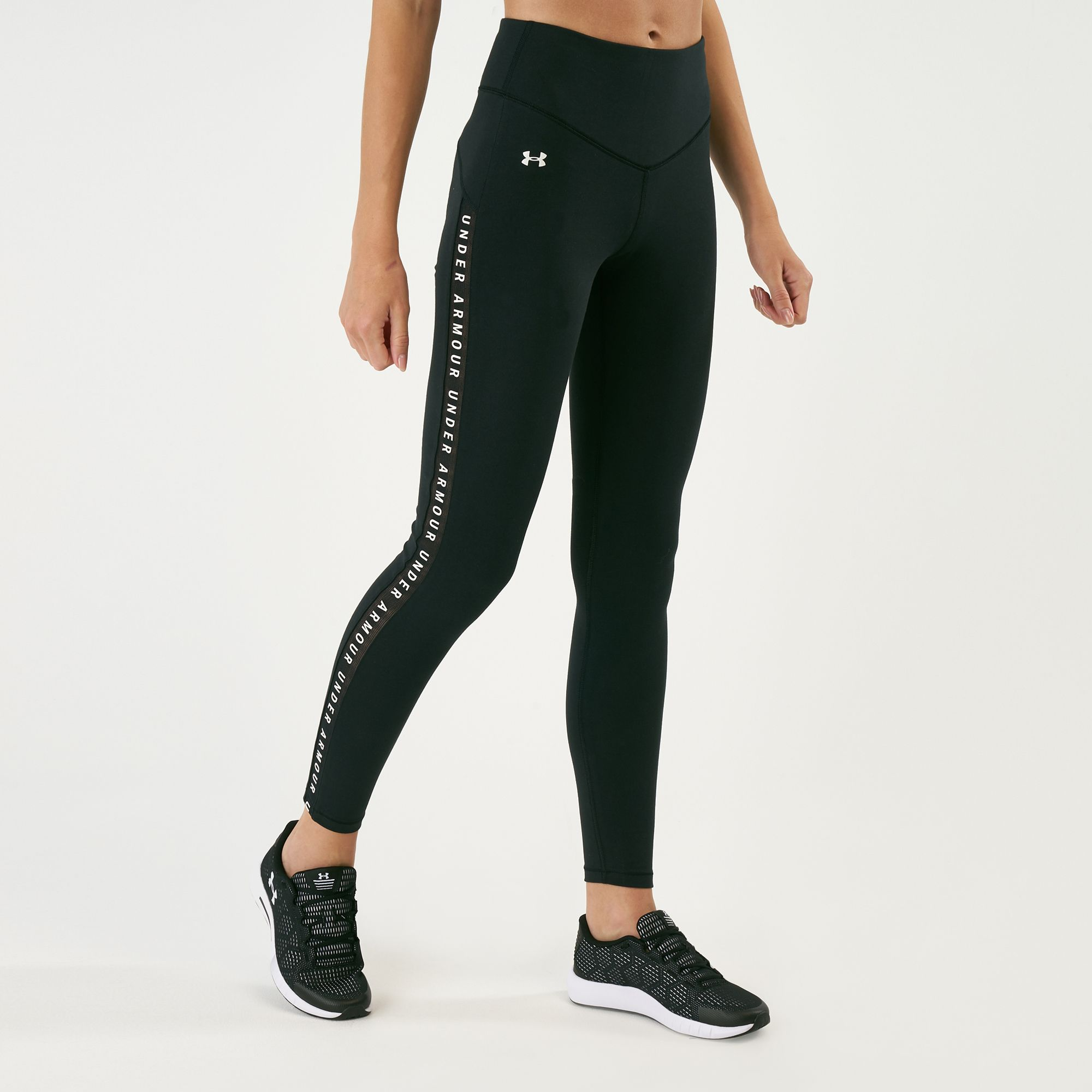 Arco iris política adherirse  Under Armour Women's Taped Favorite Leggings | Full Length Leggings |  Leggings | Clothing | Women's Sale | Sale | SSS