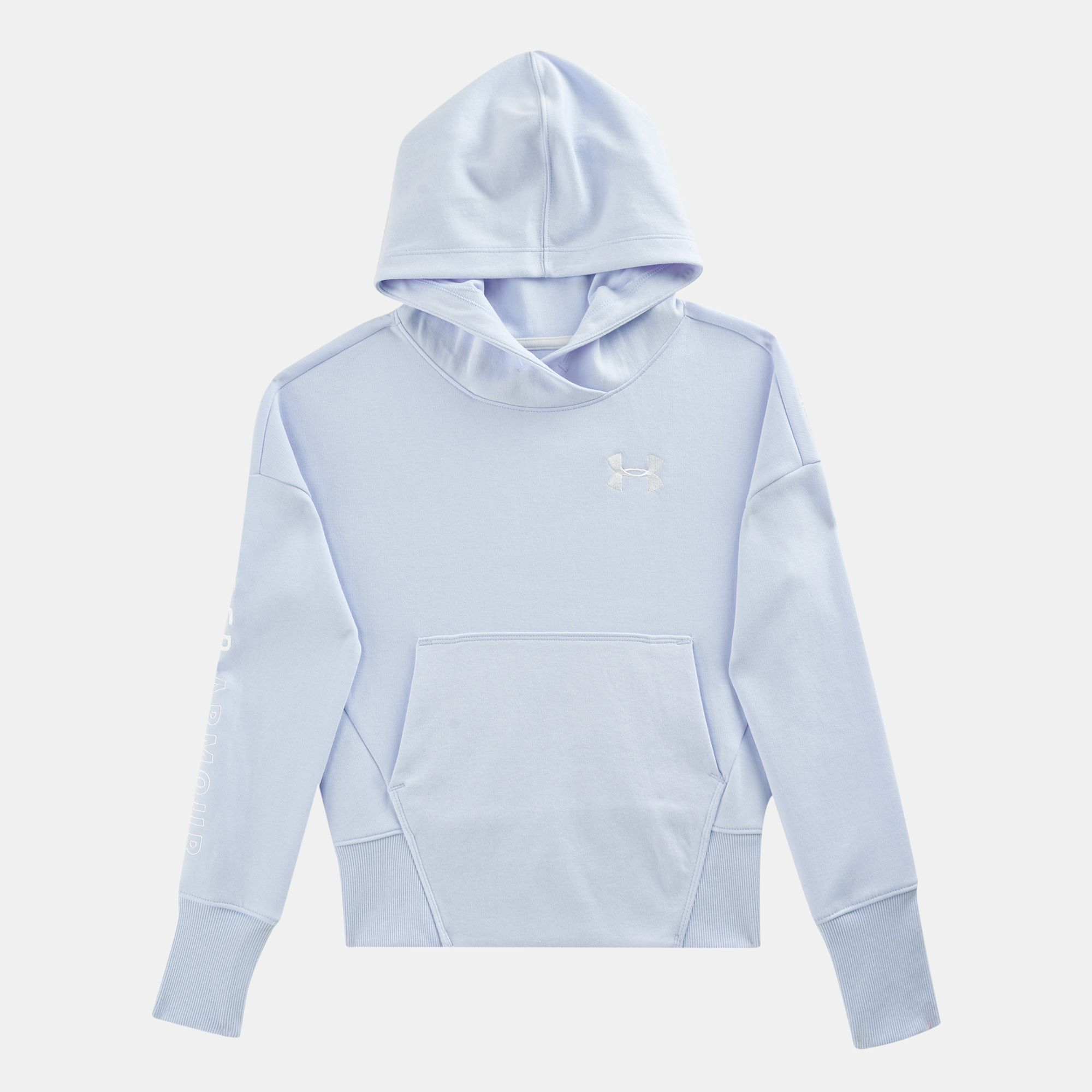 Under Amrour Kids' Unstoppable Double Knit Hoodie (Older Kids)