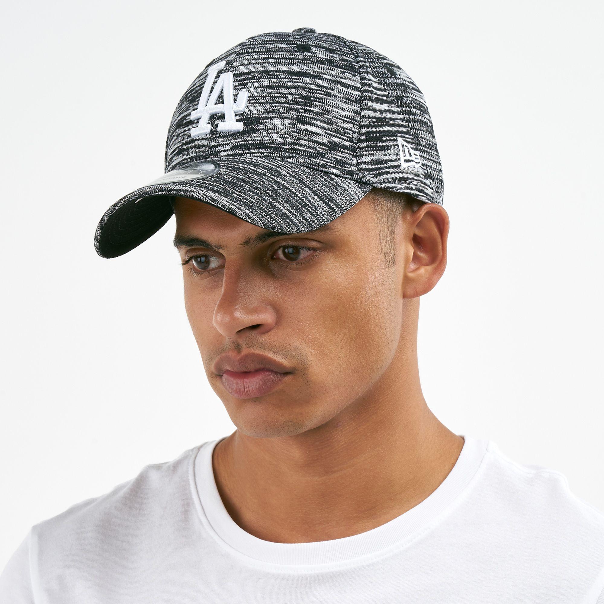 New Era 9forty La Dodgers Mens Cap Black