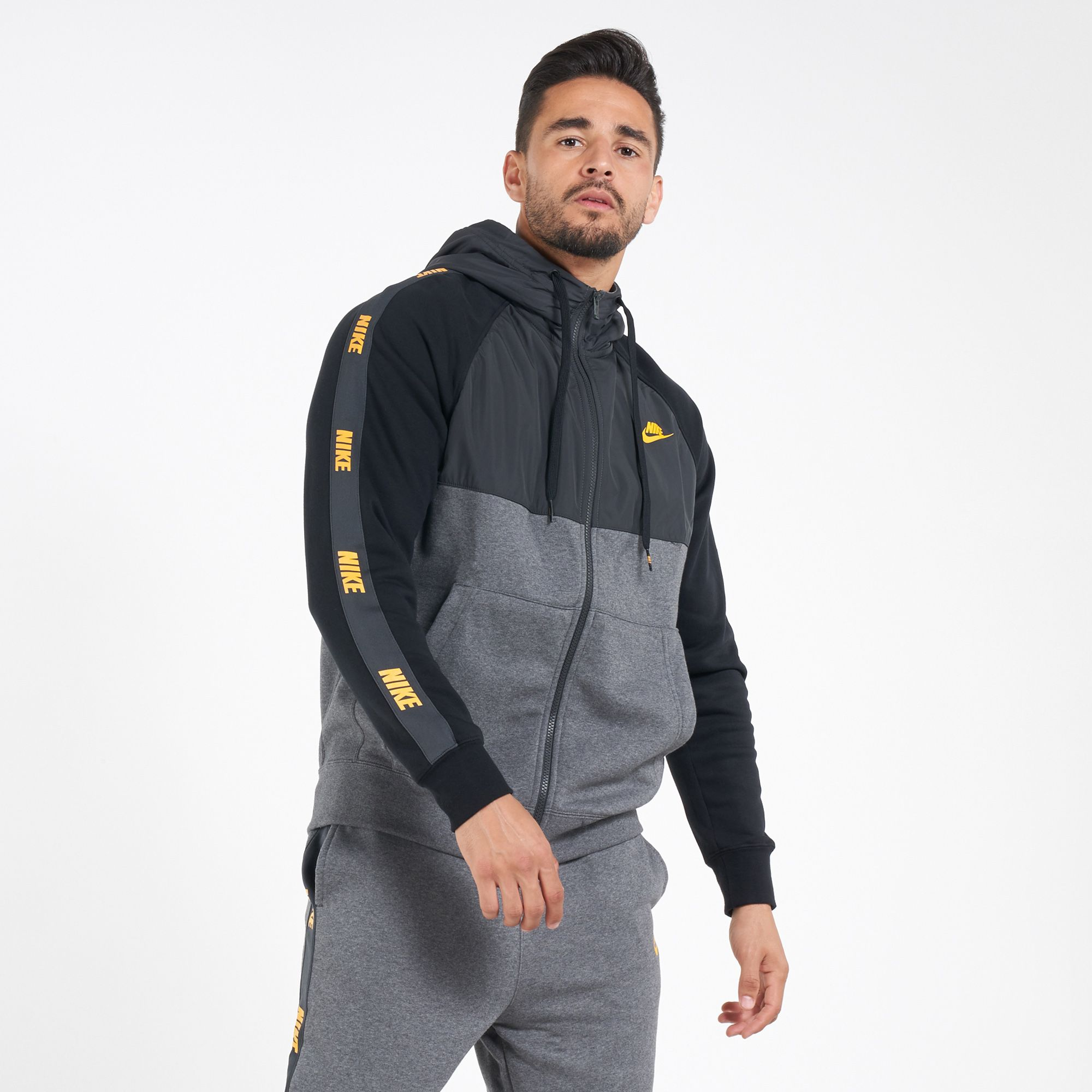 Búsqueda Maduro radiador  Nike Men's Sportswear Hybrid Hoodie | Hoodies | Hoodies and Sweatshirts |  Clothing | Men's Sale | KSA Sale | SSS