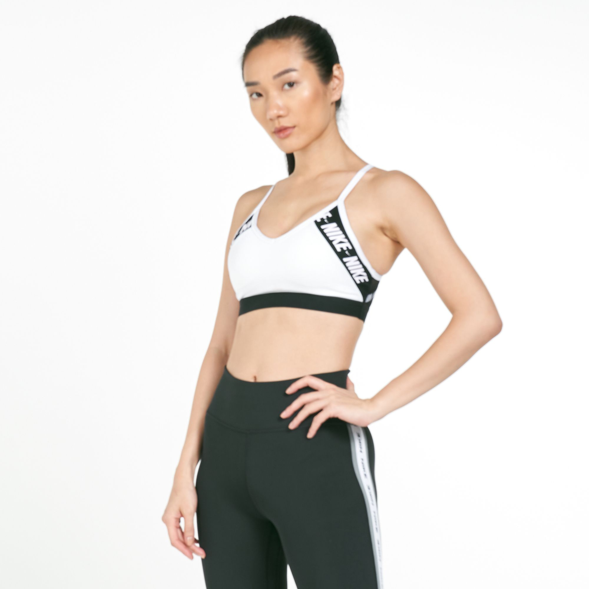 Nike Women S Indy Logo Sports Bra Sports Bra Clothing Women S Sale Ksa Sale Sss