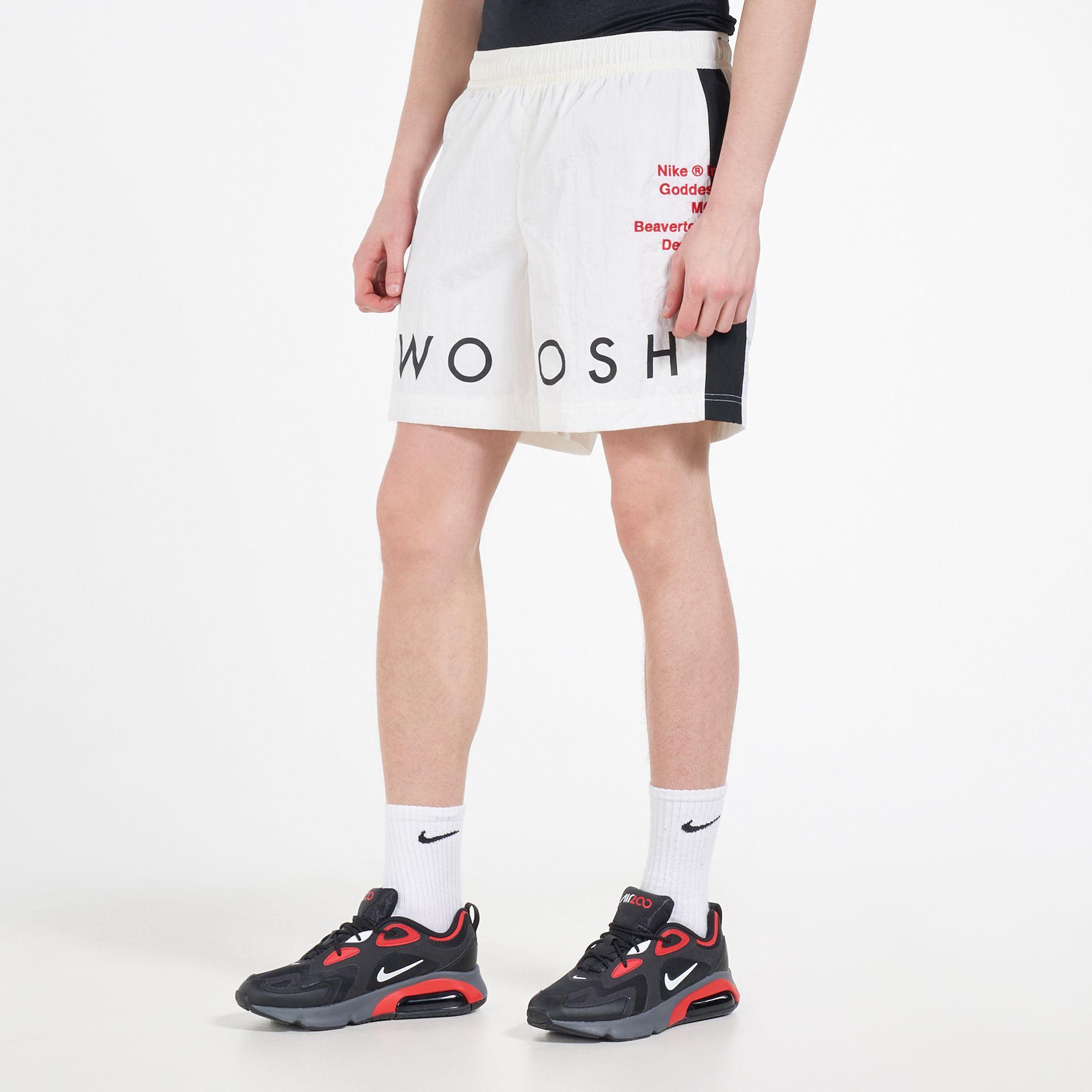 calidad autentica precio razonable atarse en Nike Men's Sportswear Swoosh Woven Shorts   Shorts   Clothing   Mens   SSS