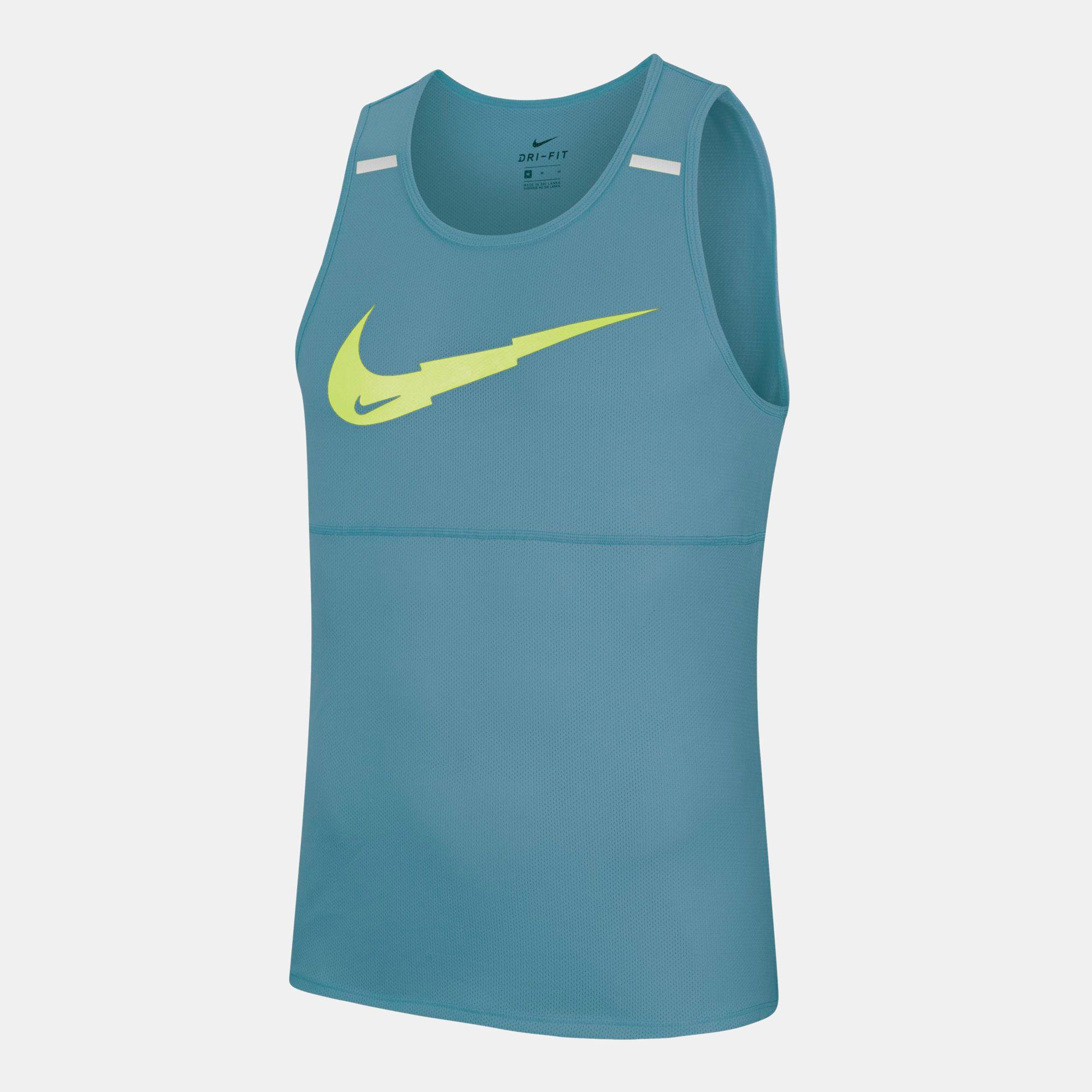 Nike Men's Breathe WR Running Tank Top