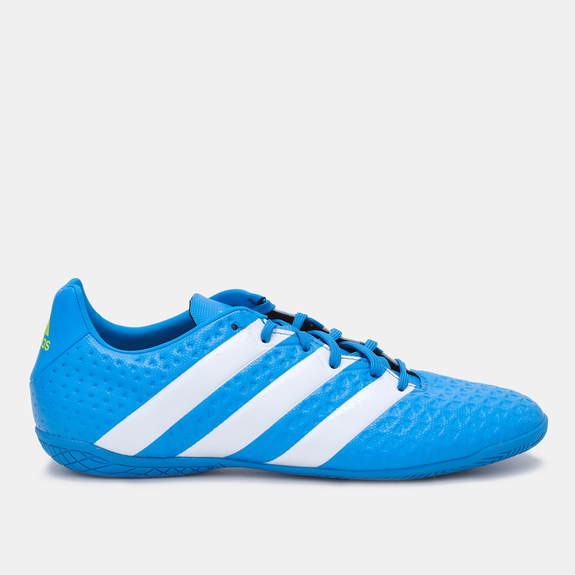 b78c61e5d354 Shop Blue adidas Ace 16.4 Indoor Football Shoe for Mens by adidas | SSS