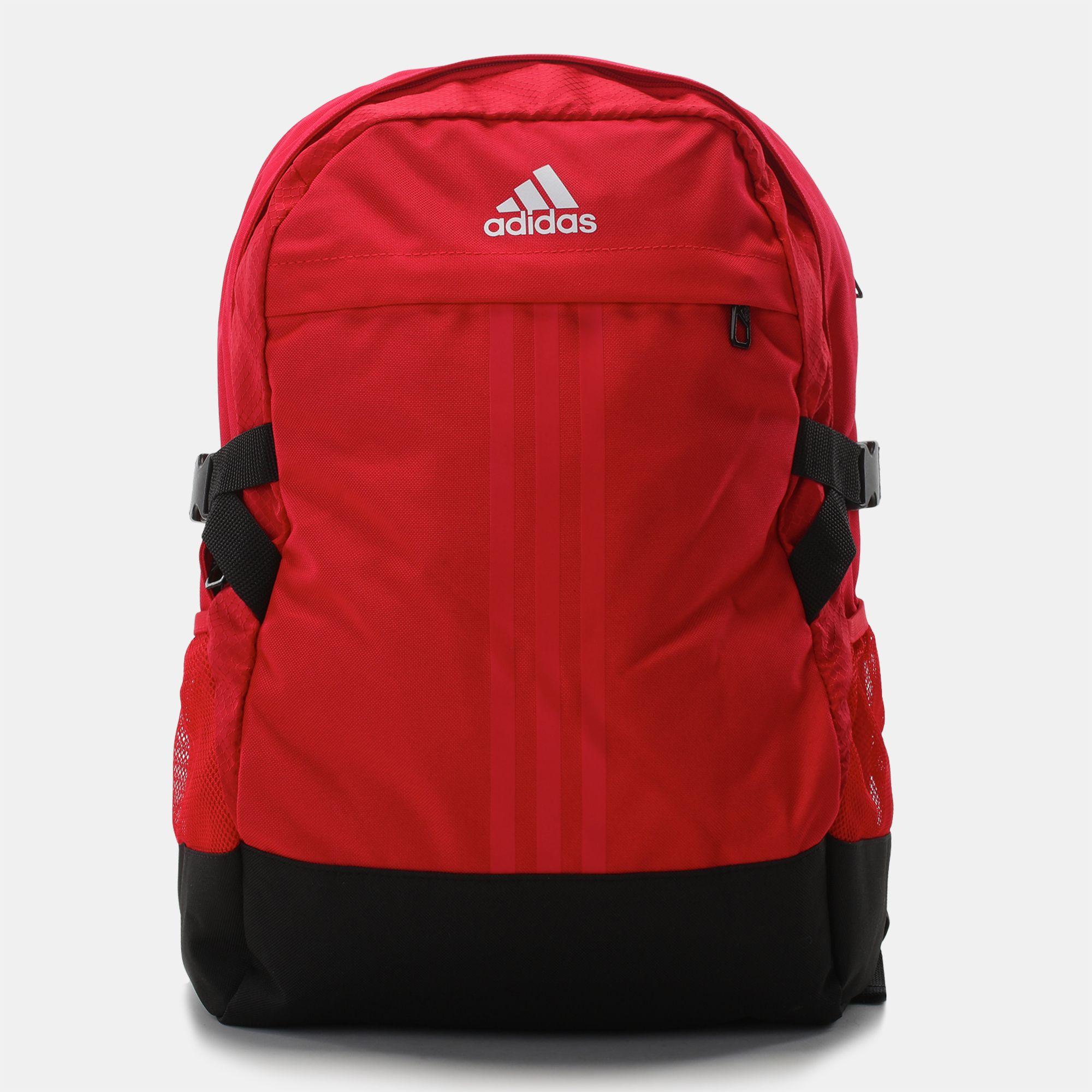 f06044878eece Shop Red adidas BP Power III Medium Backpack for Unisex by adidas