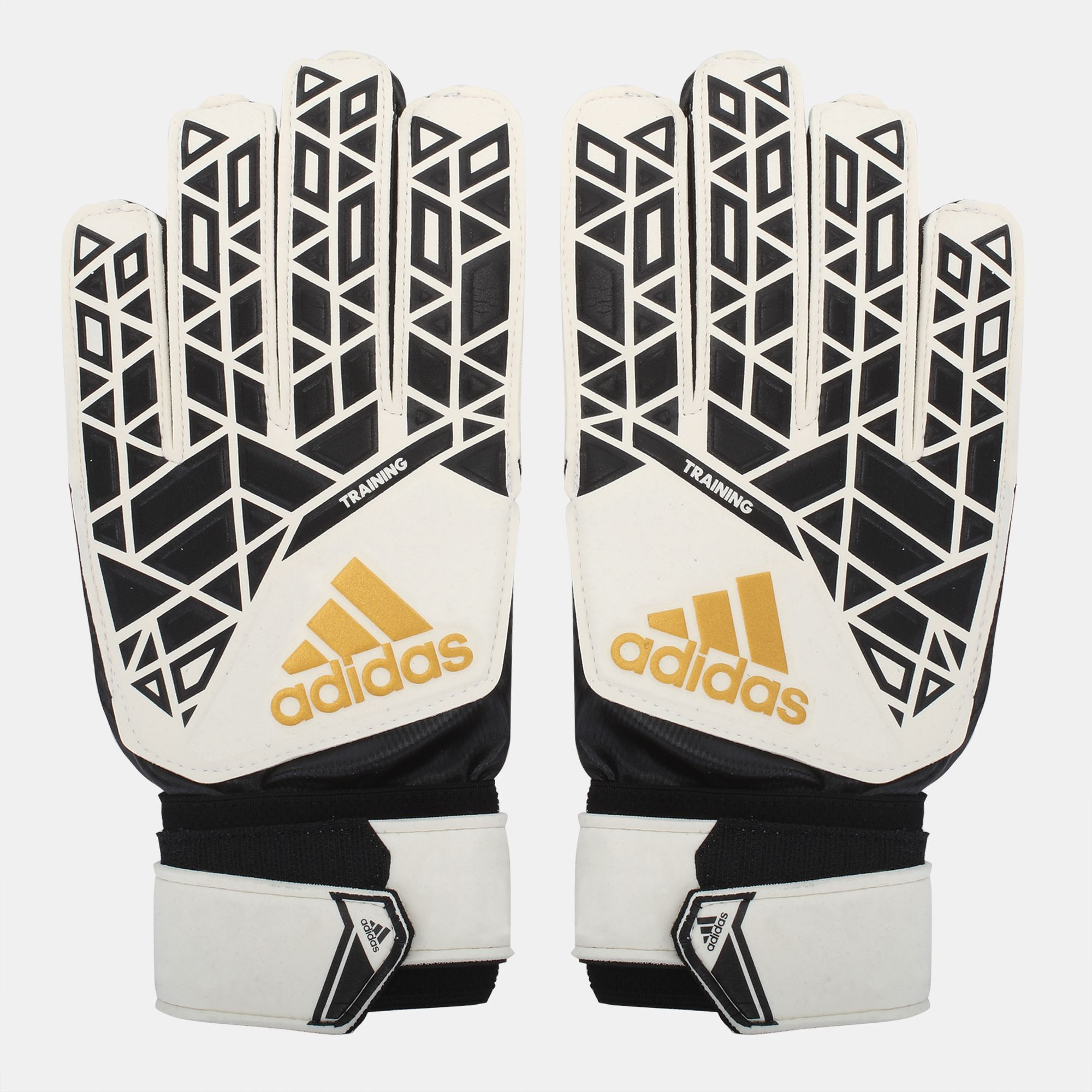 Shop White adidas Ace Training Gloves for Unisex by adidas | SSS