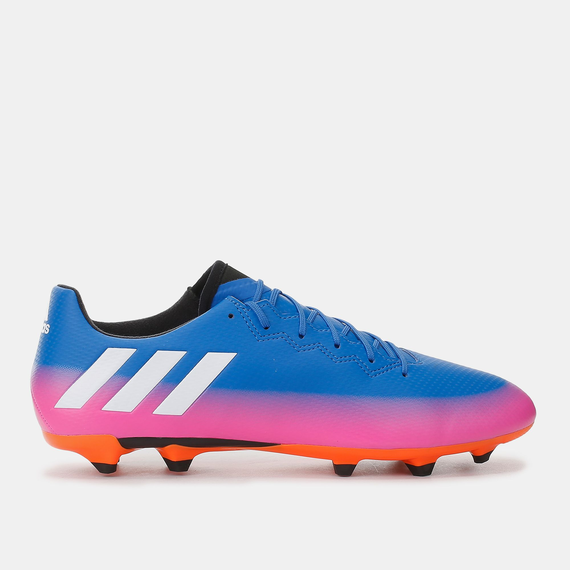 65abdd3248e Shop Blue adidas Messi 16.3 Firm Ground Football Shoe for Mens by ...