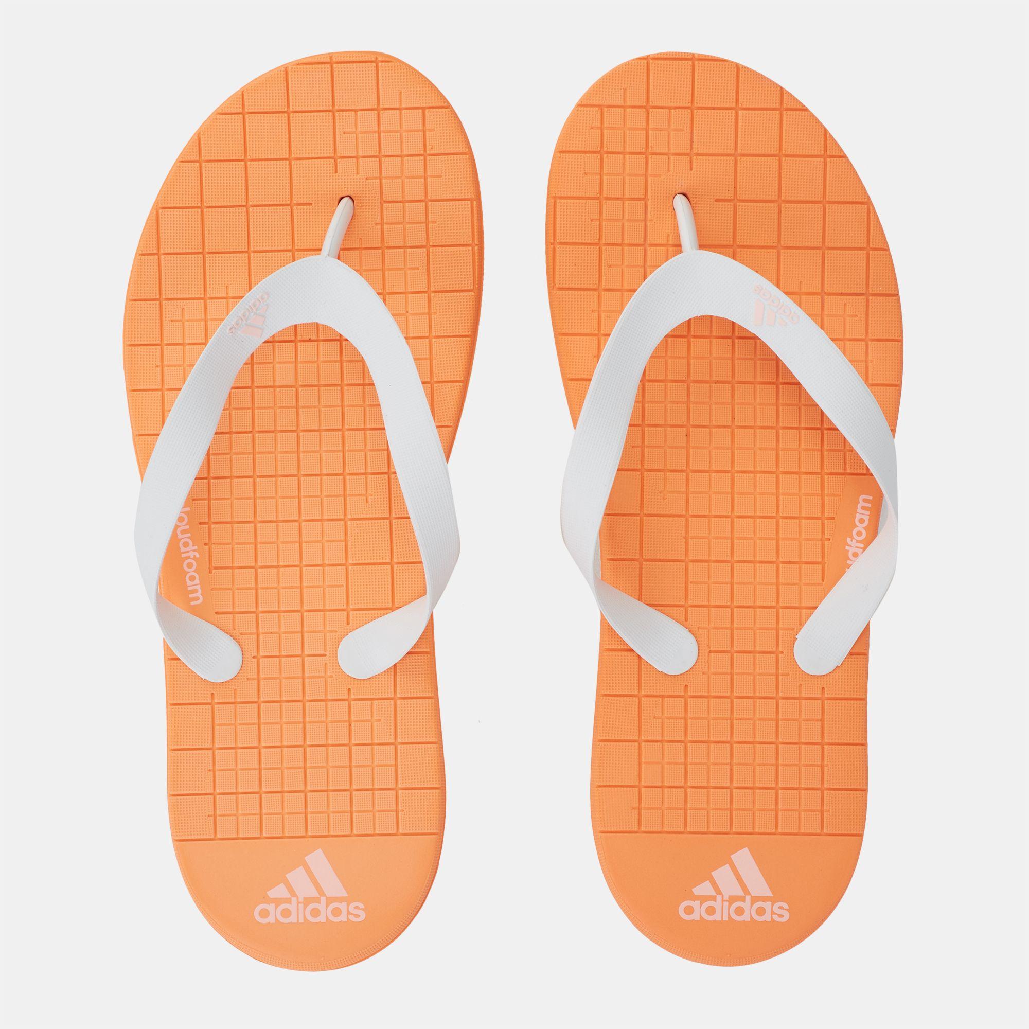 70084e7f6 adidas Eezay Cloudfoam Thong Flip-Flops