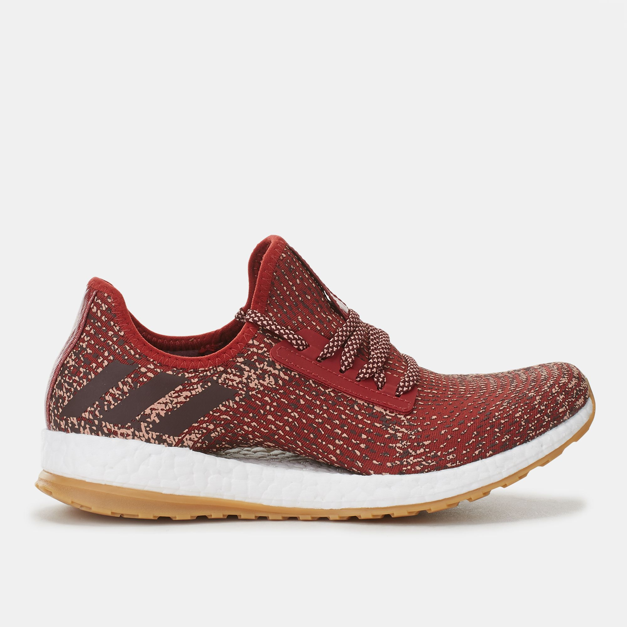 5637e1c0ae365 order red orange womens adidas pure boost all terrain shoes 49bc1 b888a