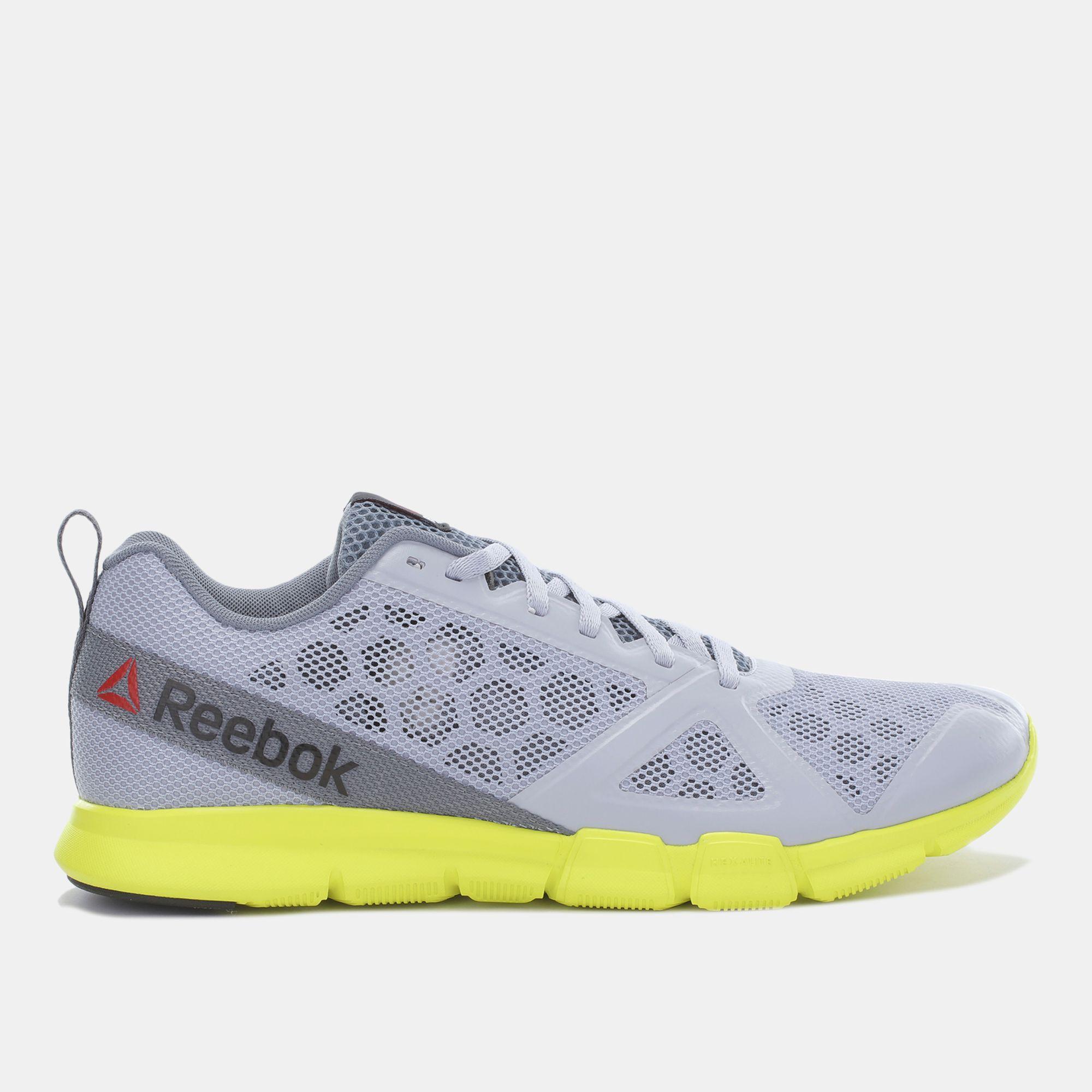 fe227f9788c Shop grey reebok hexalite training shoe for mens reebok sss jpg 2000x2000 Reebok  hexalite sneakers