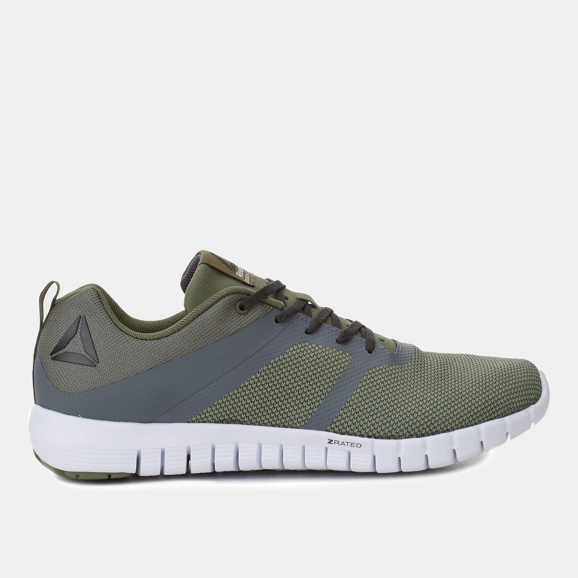 78177c39d004 Shop Green Reebok ZQuick Lite 2.0 Shoe for Mens by Reebok