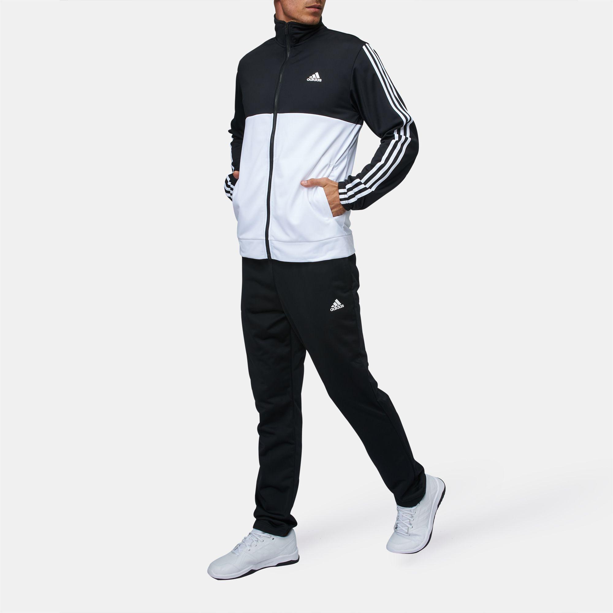 4ac0057a3479 adidas Back 2 Basics 3-Stripes Track Suit