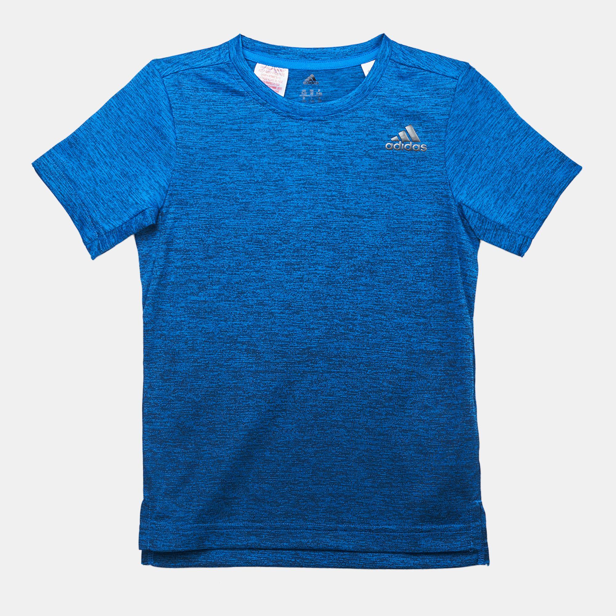 Negozio Gradiente Per Bambini Blue Adidas Gradiente Negozio Della T - Shirt Per I Bambini Dall'adidas dfa2a9