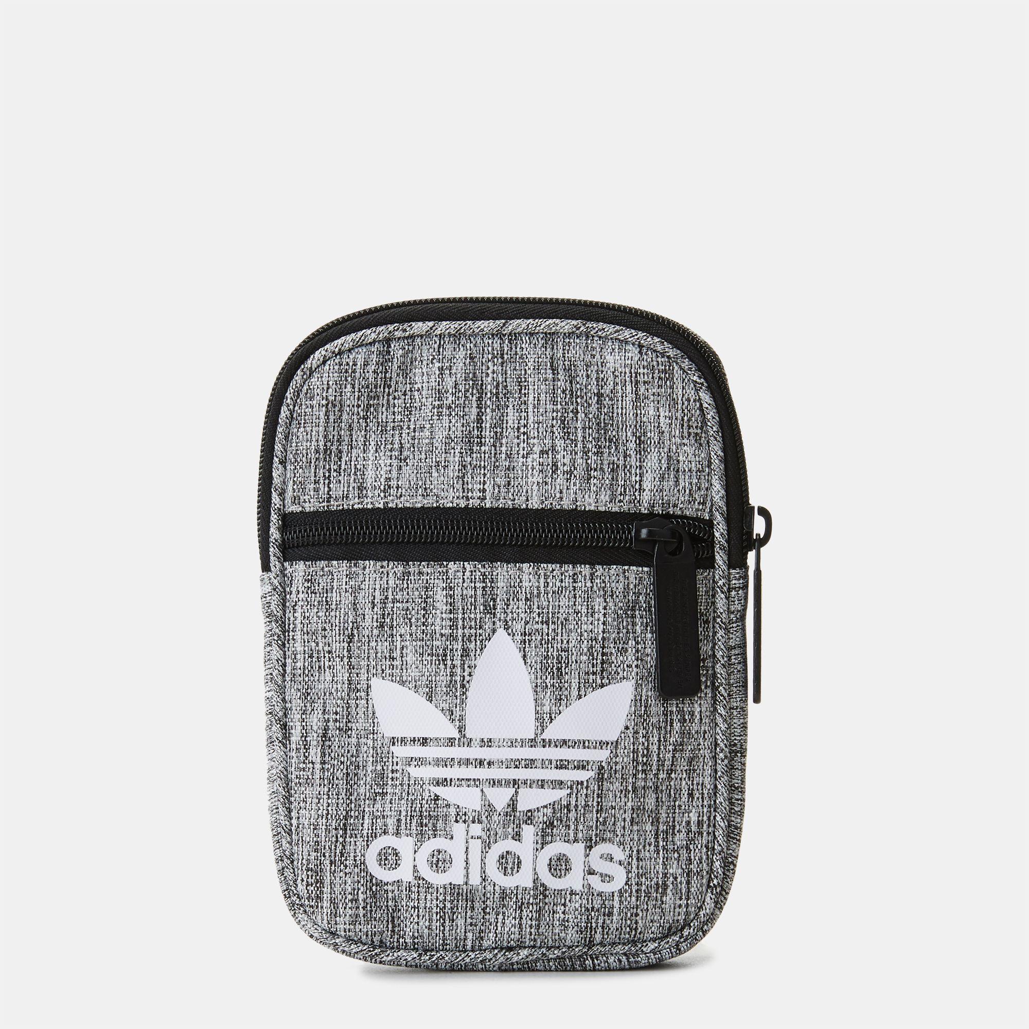 dd7fcceb9 Shop Black adidas Originals Casual Festival Bag for Unisex by adidas ...