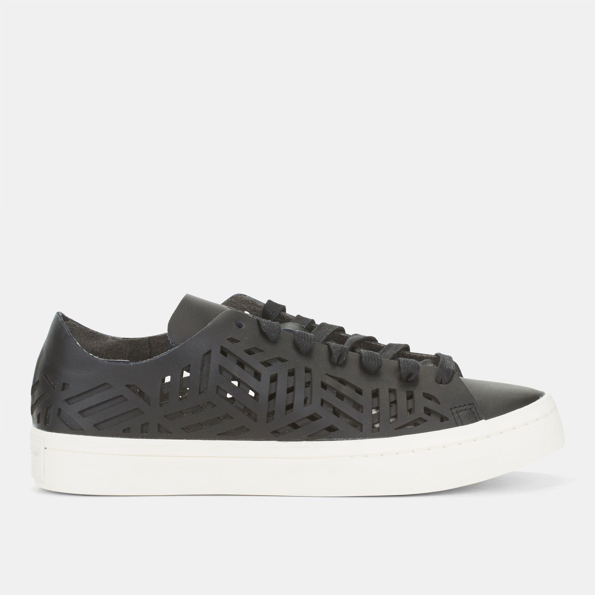 Adidas originali corte vantage sagoma scarpa scarpe le scarpe