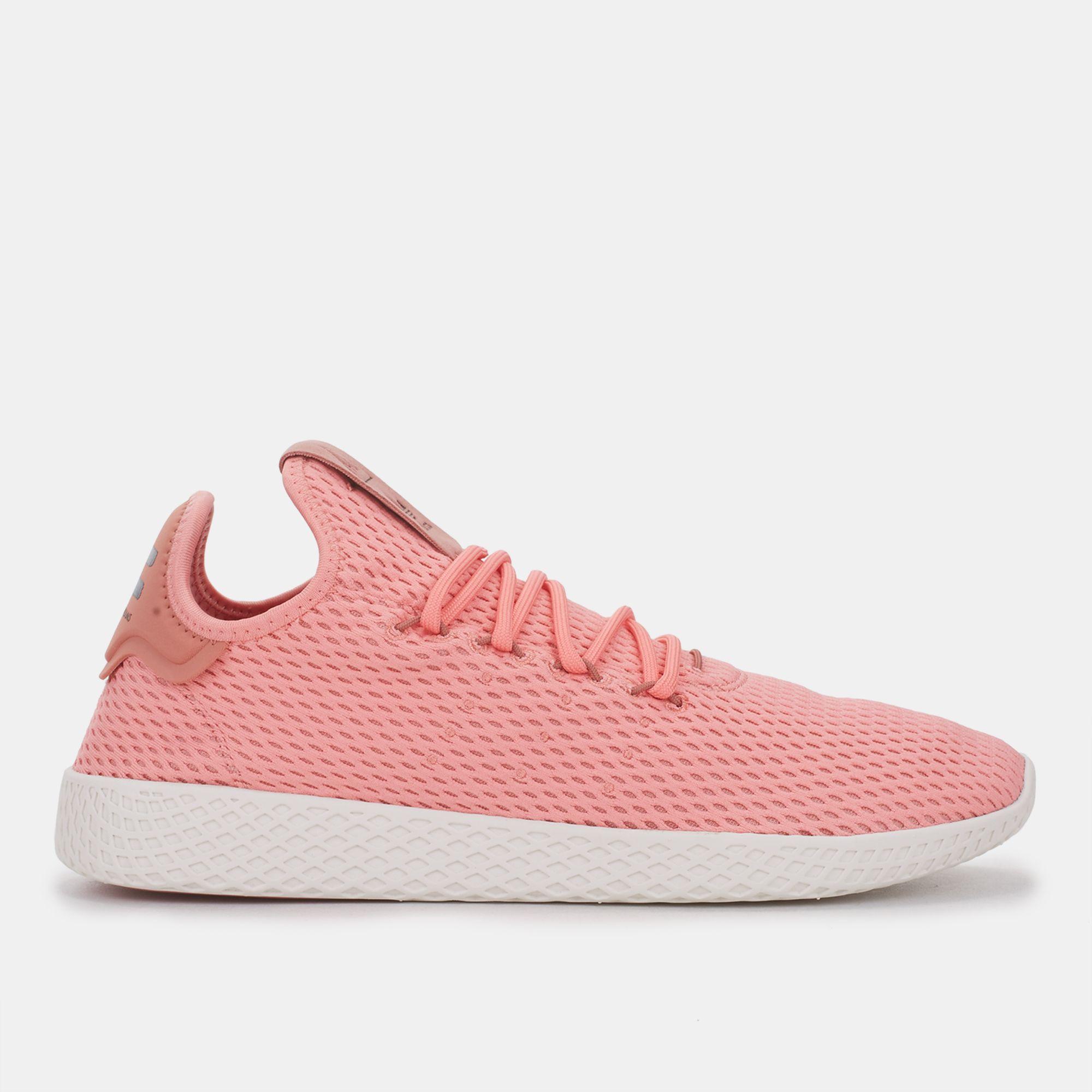 Tienda Rojo adidas Originals Pharrell Williams Tennis Hu zapatos para hombres