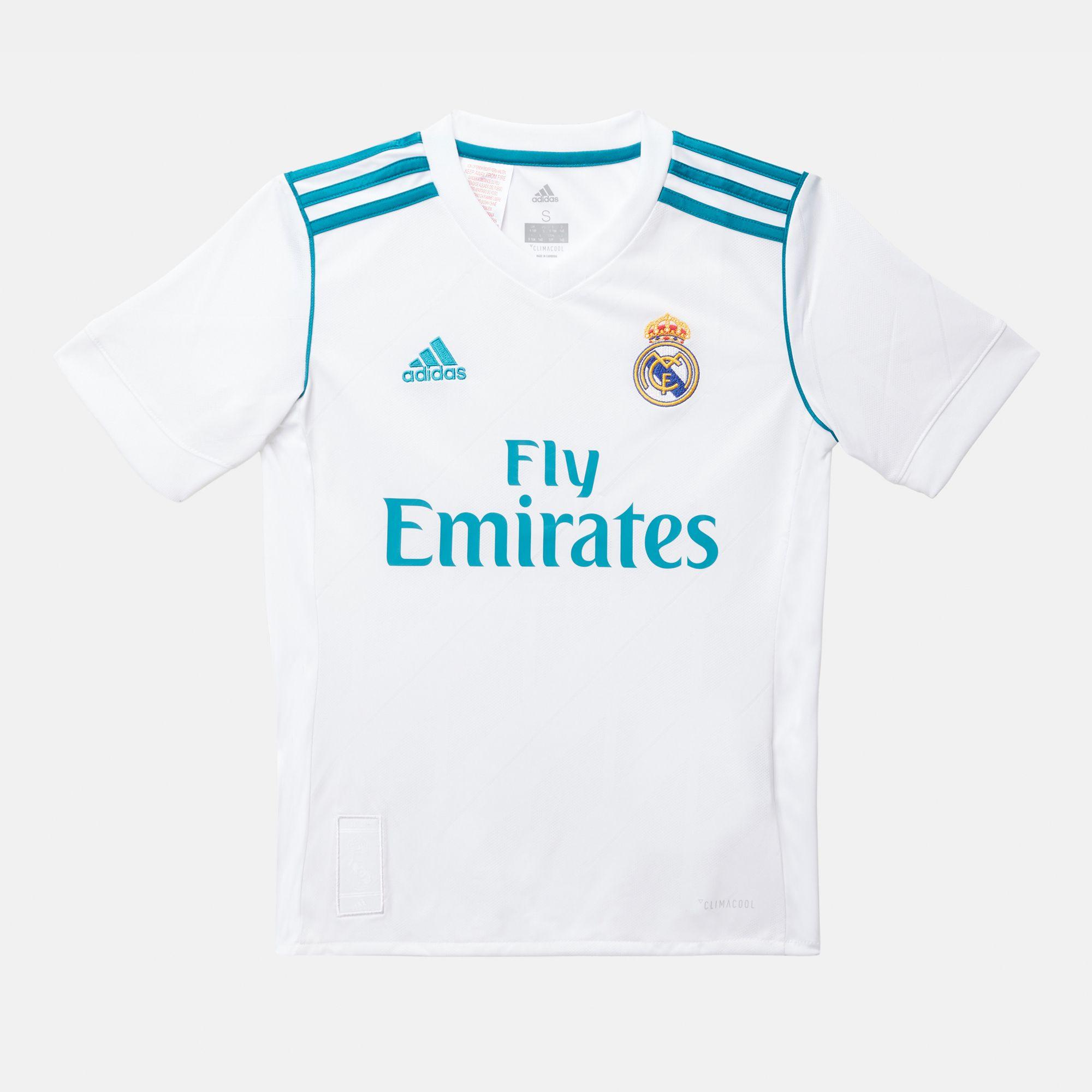 Camiseta de   fútbol adidas para el para Real Real Madrid Home Replica   51f46fe - allpoints.host
