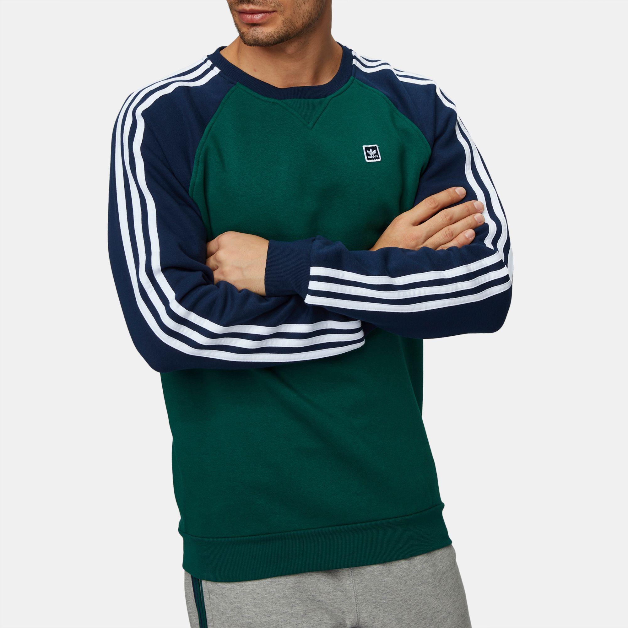 BySss Mens For Uniform Adidas Green Shop Sweatshirt vNwmn80O