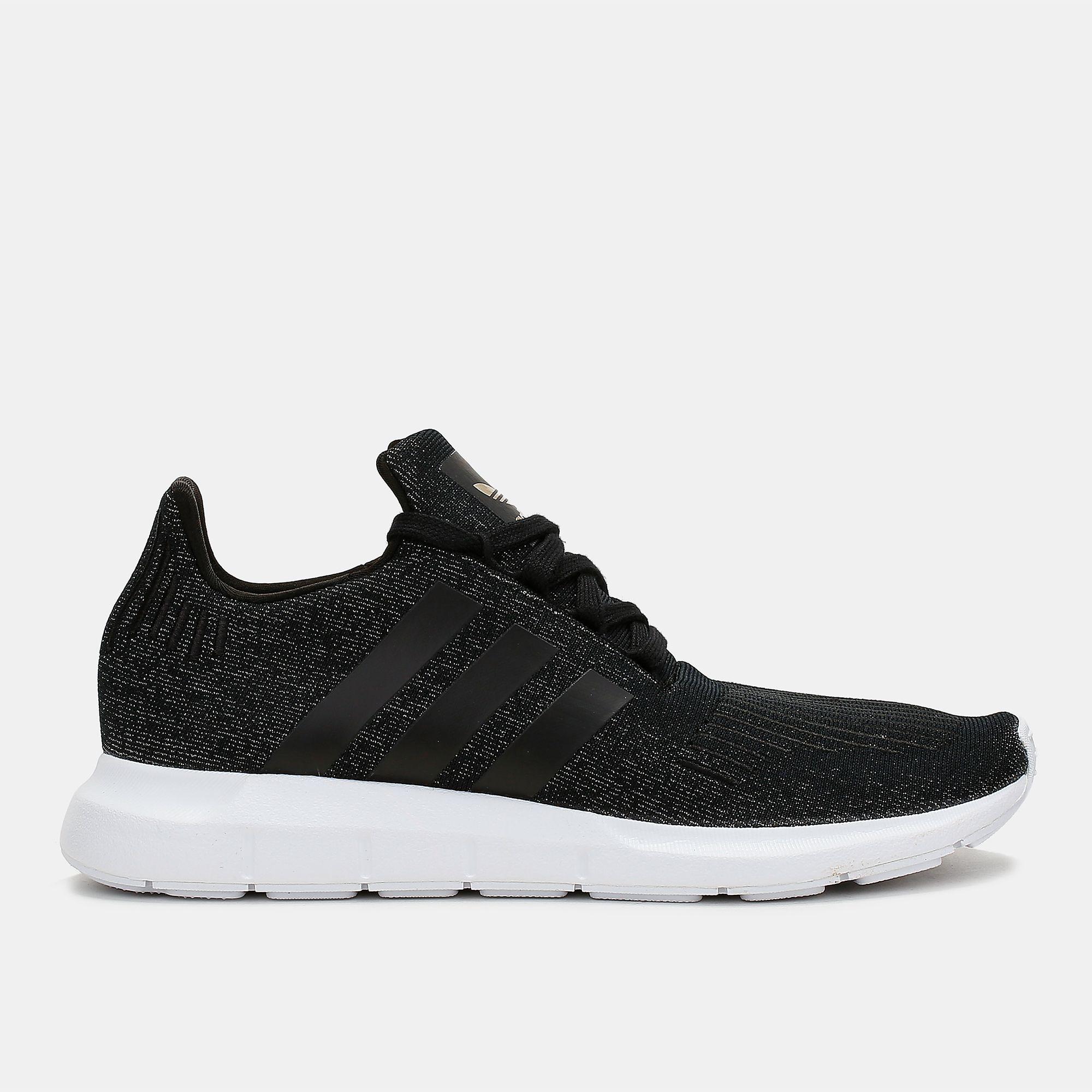 negozio nero adidas originali swift run scarpa per donne dall'adidas
