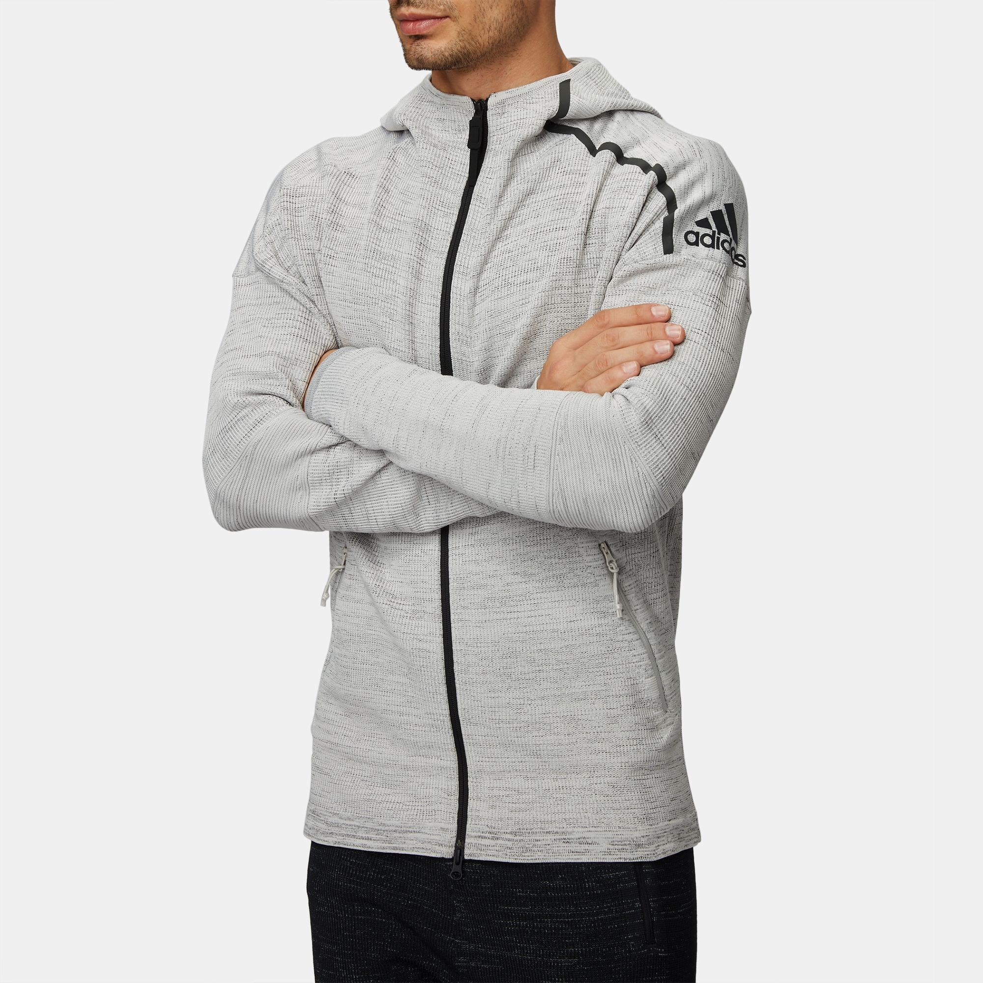 adidas zne primeknit hoodie herren