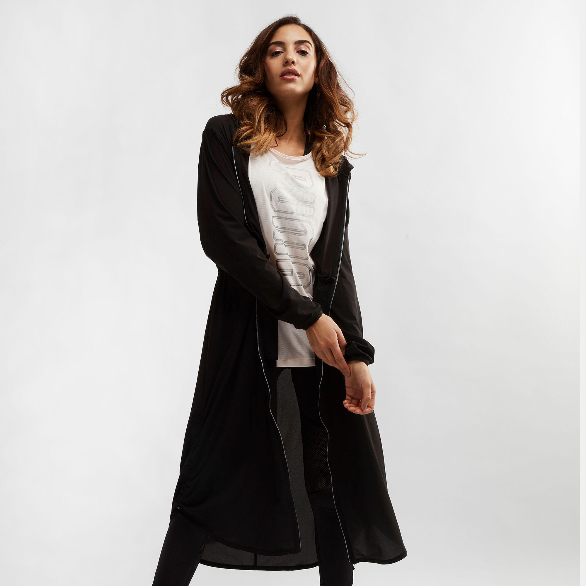 7b504f0c4831 Shop Black PUMA En Pointe Jacket for Womens by PUMA