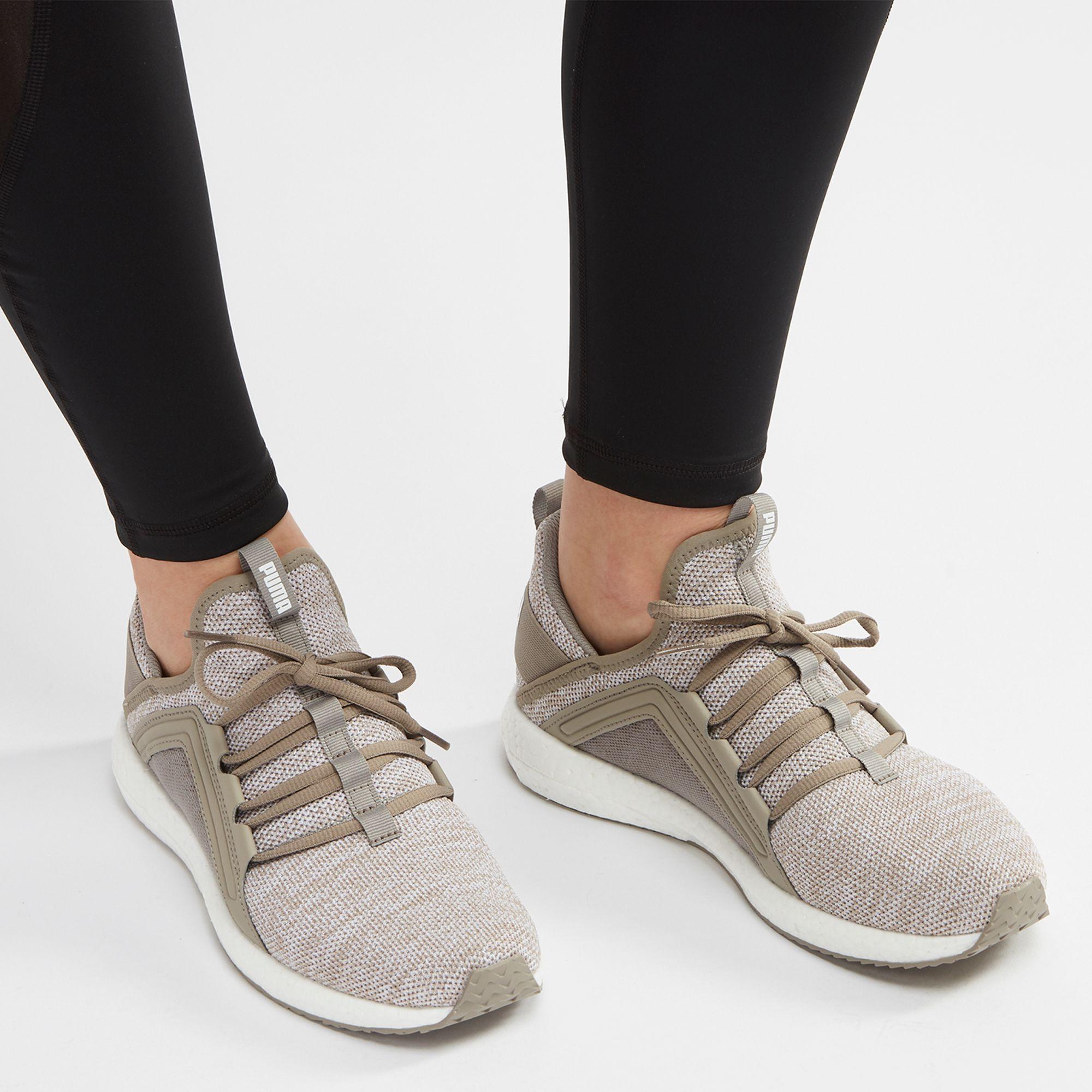 puma women's mega nrgy running shoes