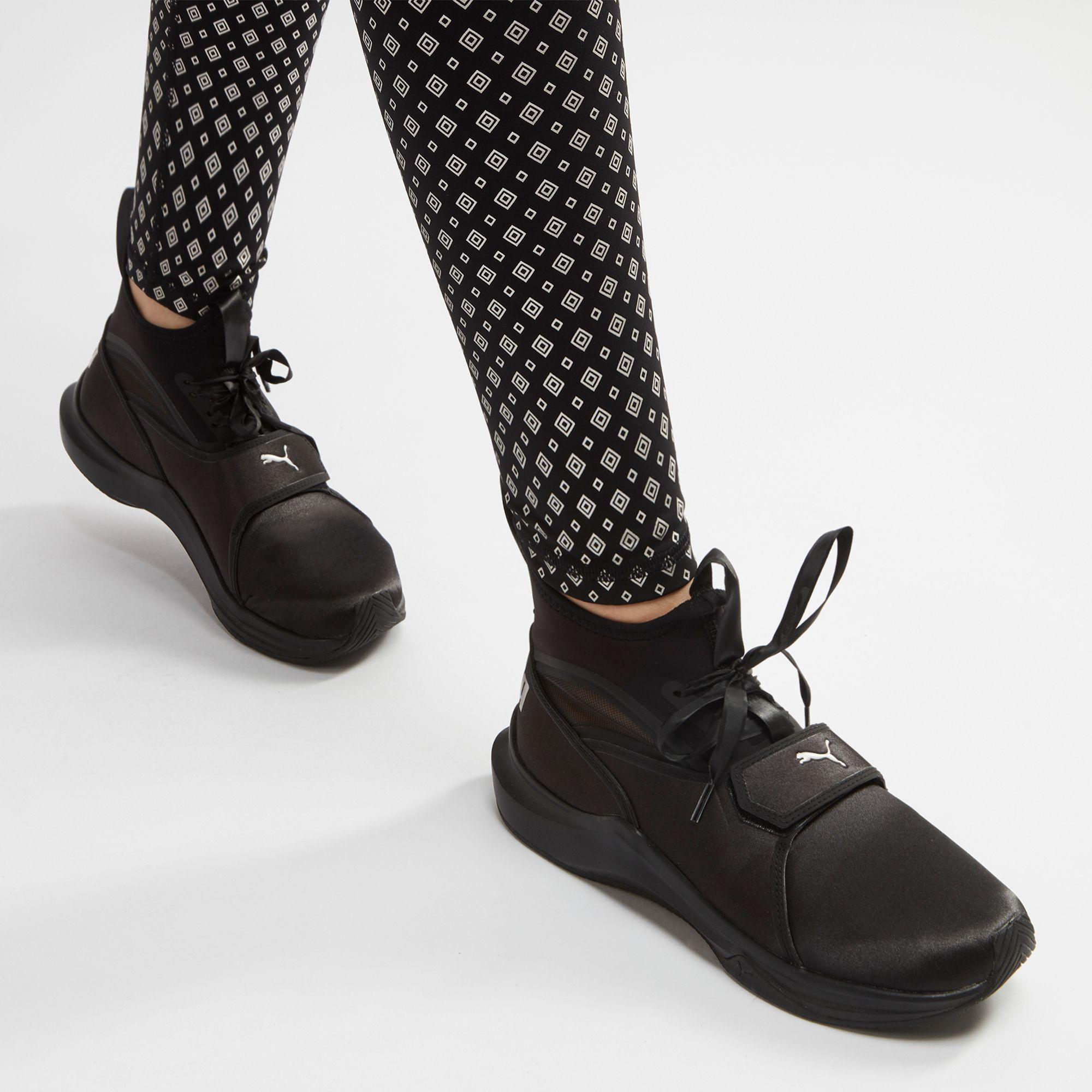 83a311b0d08cbc PUMA En Pointe Phenom Satin Training Shoe