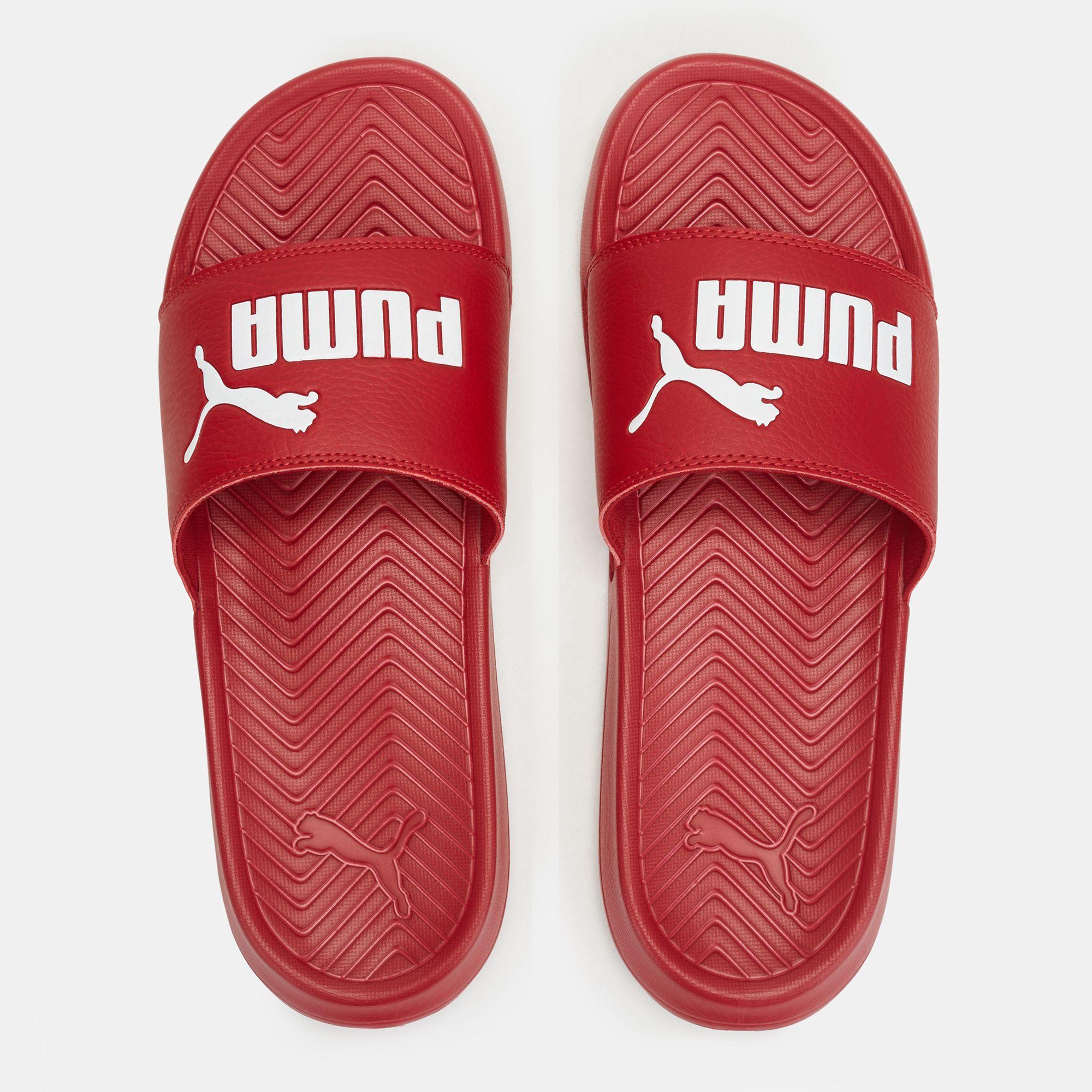 8880436a47ef7a PUMA Popcat Slide Sandals
