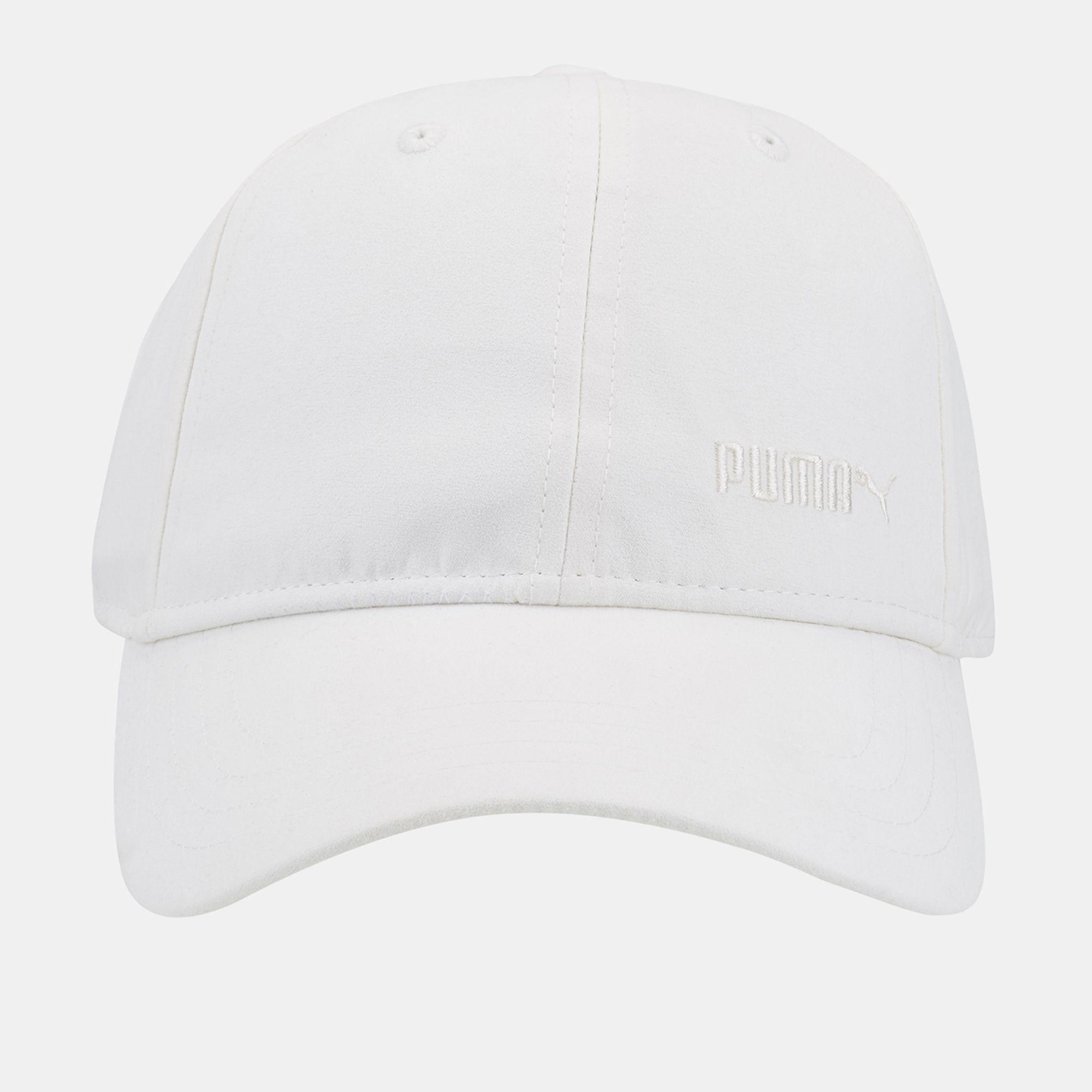 PUMA Bow Cap - White 9ecaa34be0c