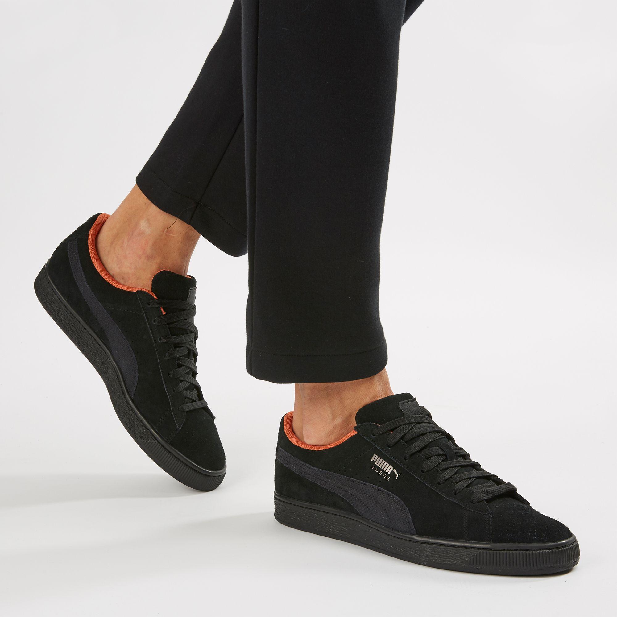 787c3f1539c866 PUMA Suede Classic Tonal Nu Skool Shoe
