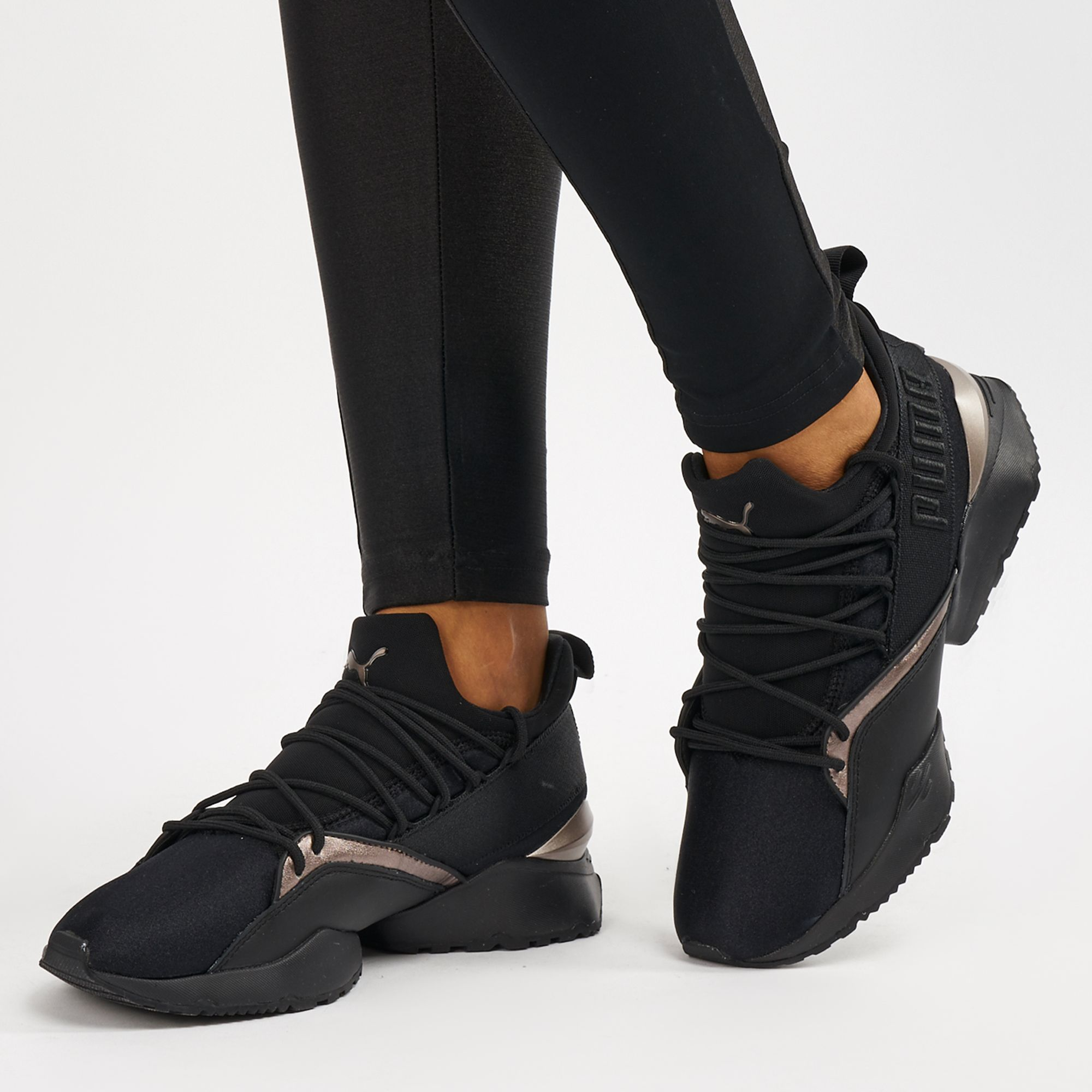 PUMA Muse Maia Luxe Shoe | Sneakers | Shoes | Women's Sale ...