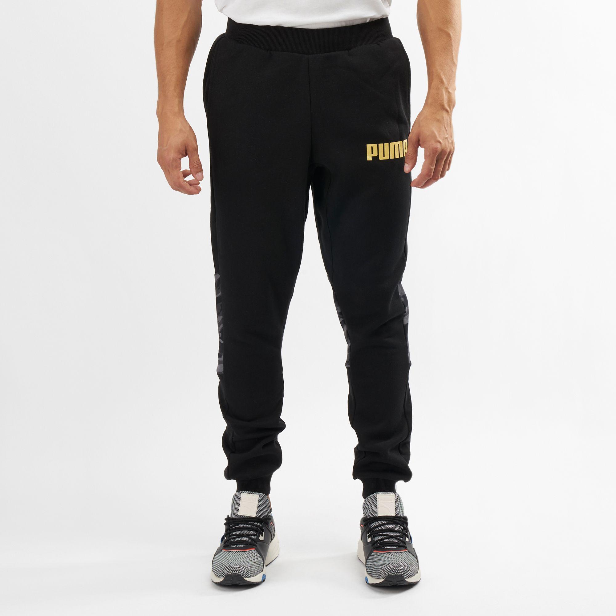 f924f825a483 PUMA Men s Camo Sweatpants