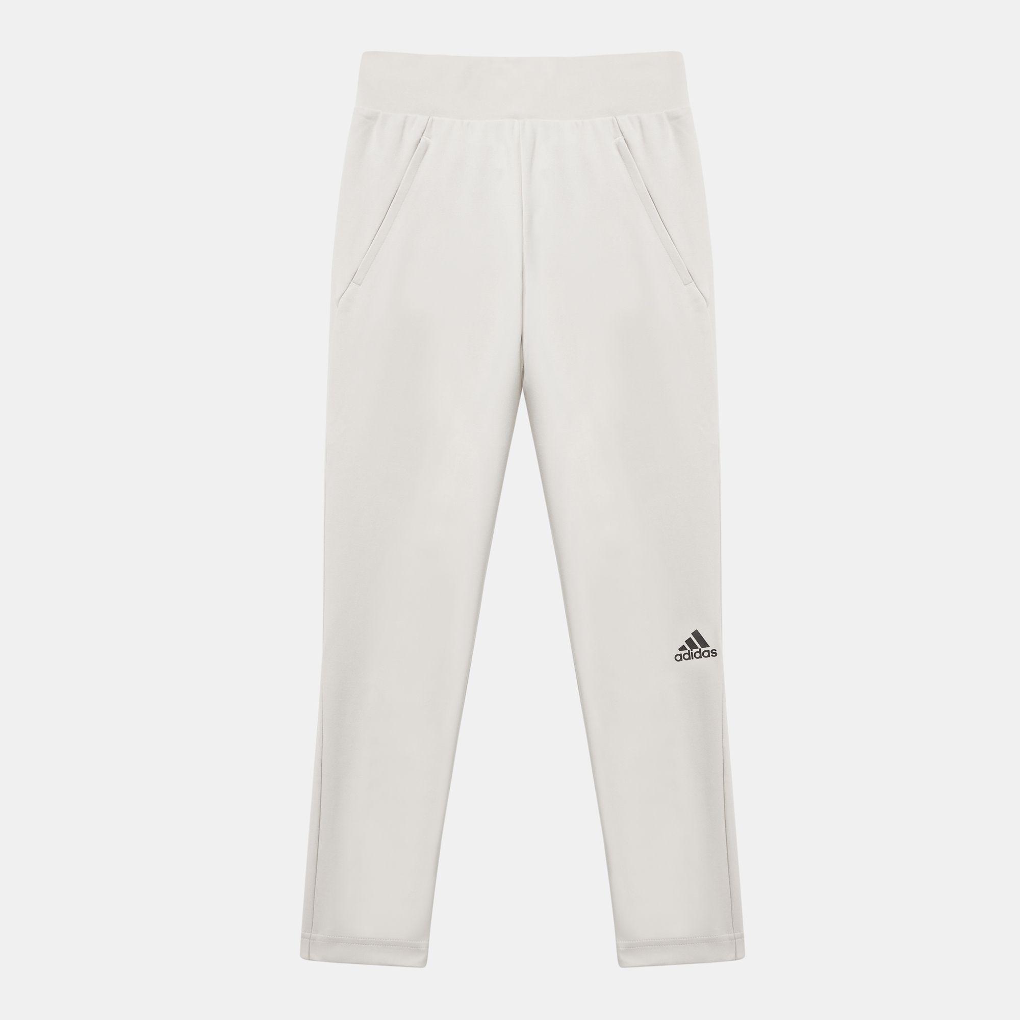 c864509dce03 Shop Grey adidas Kids  ZNE Strike Pants for Kids by adidas