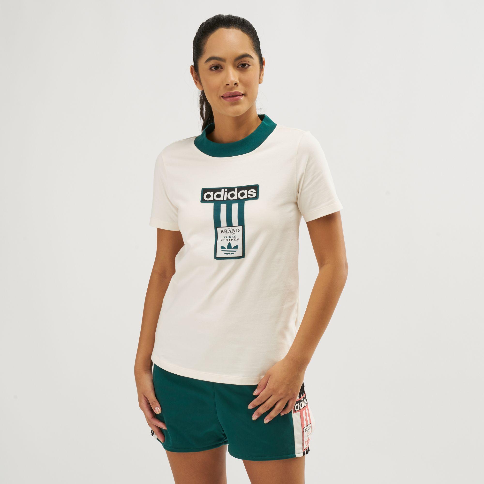 e00e620d6dc adidas Originals Adibreak T-Shirt | T-Shirts | Tops | Clothing ...
