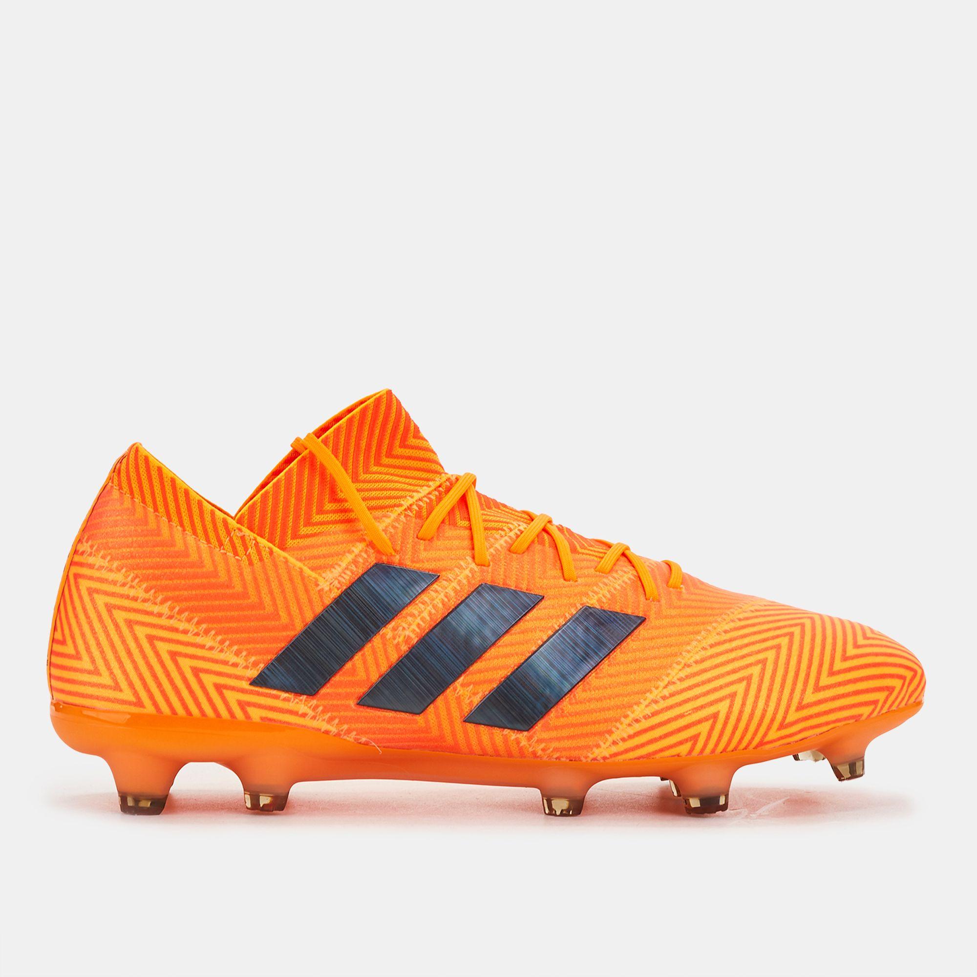 super popular fa7ce 8e4d0 adidas Energy Mode Nemeziz 18.1 Firm Ground Football Shoe   Football ...
