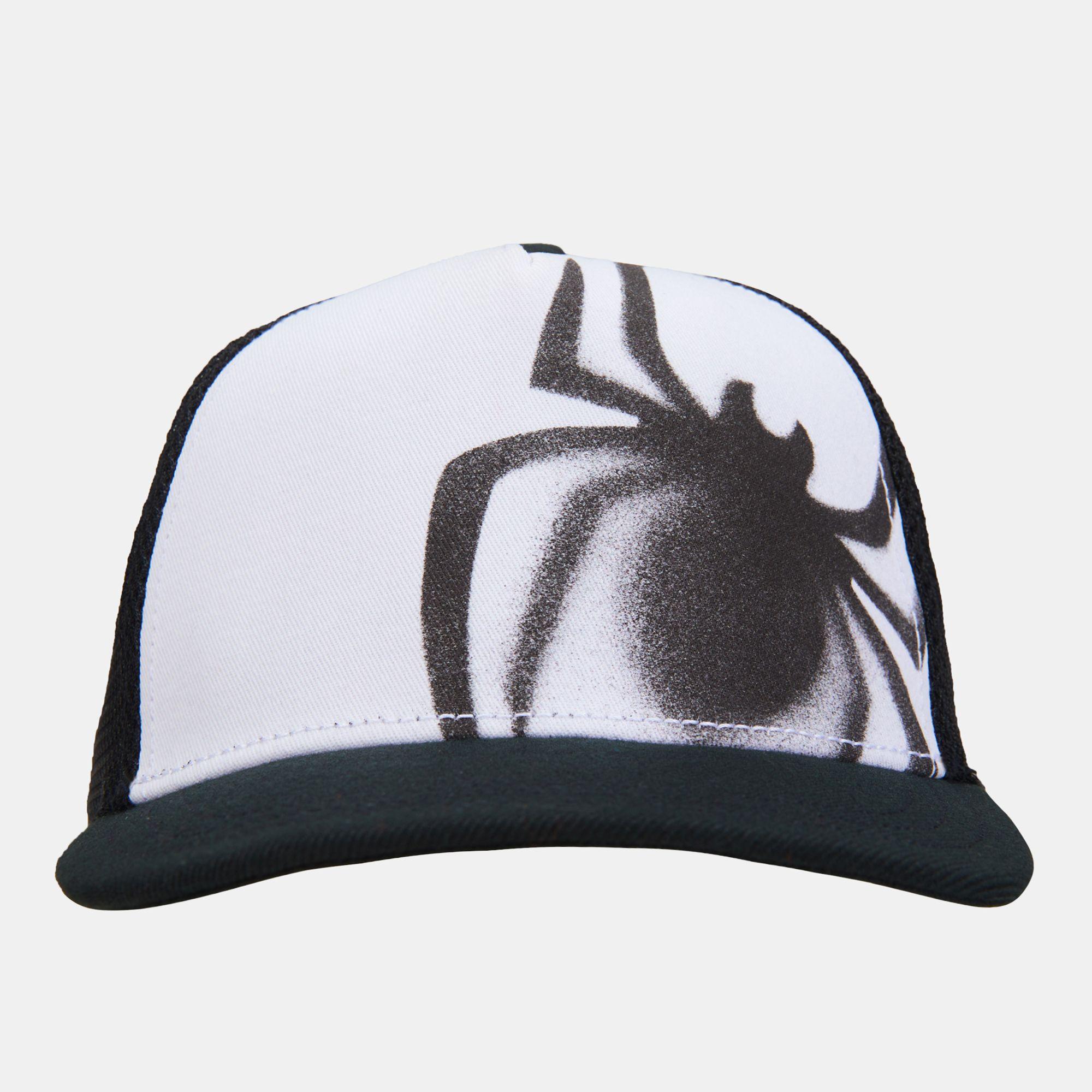 Marvel Spider-Man Boys Baseball Cap Childrens Hat
