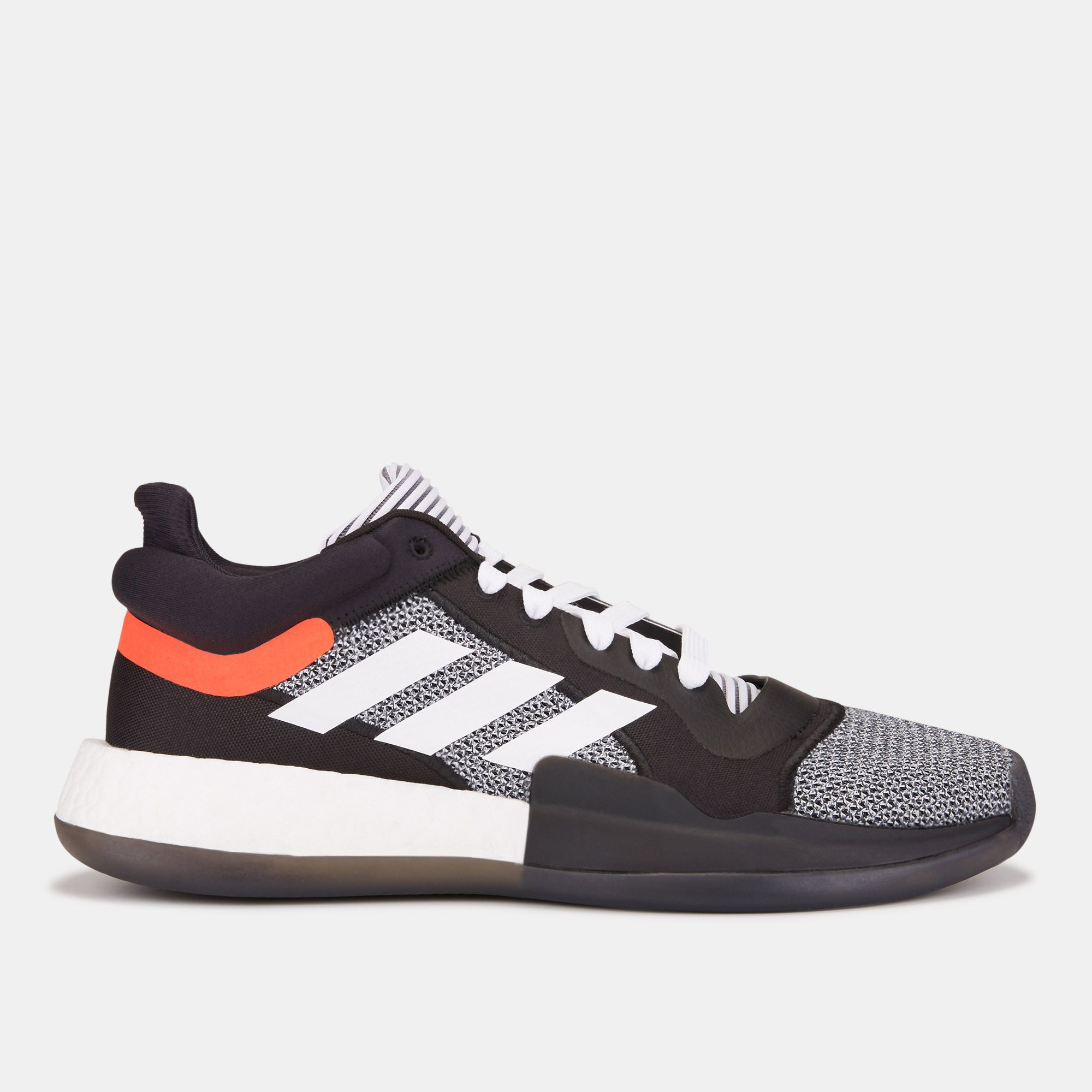 a661207519f232 adidas Men s Marquee Boost Low Basketball Shoe