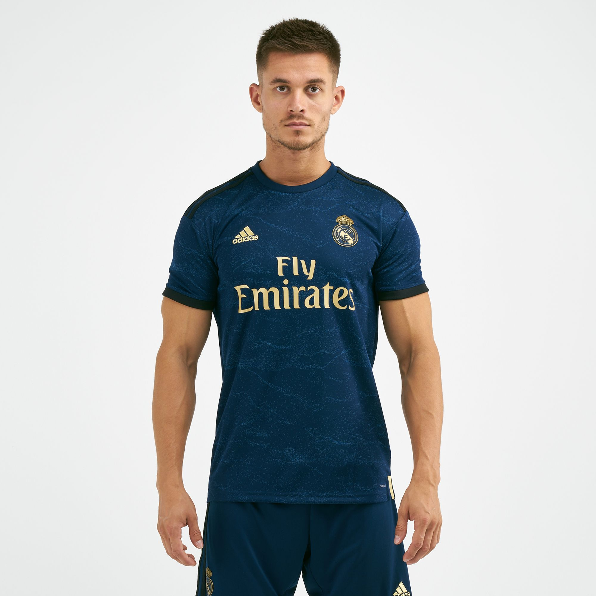 adidas Herren Real Madrid Home Short 2019//20