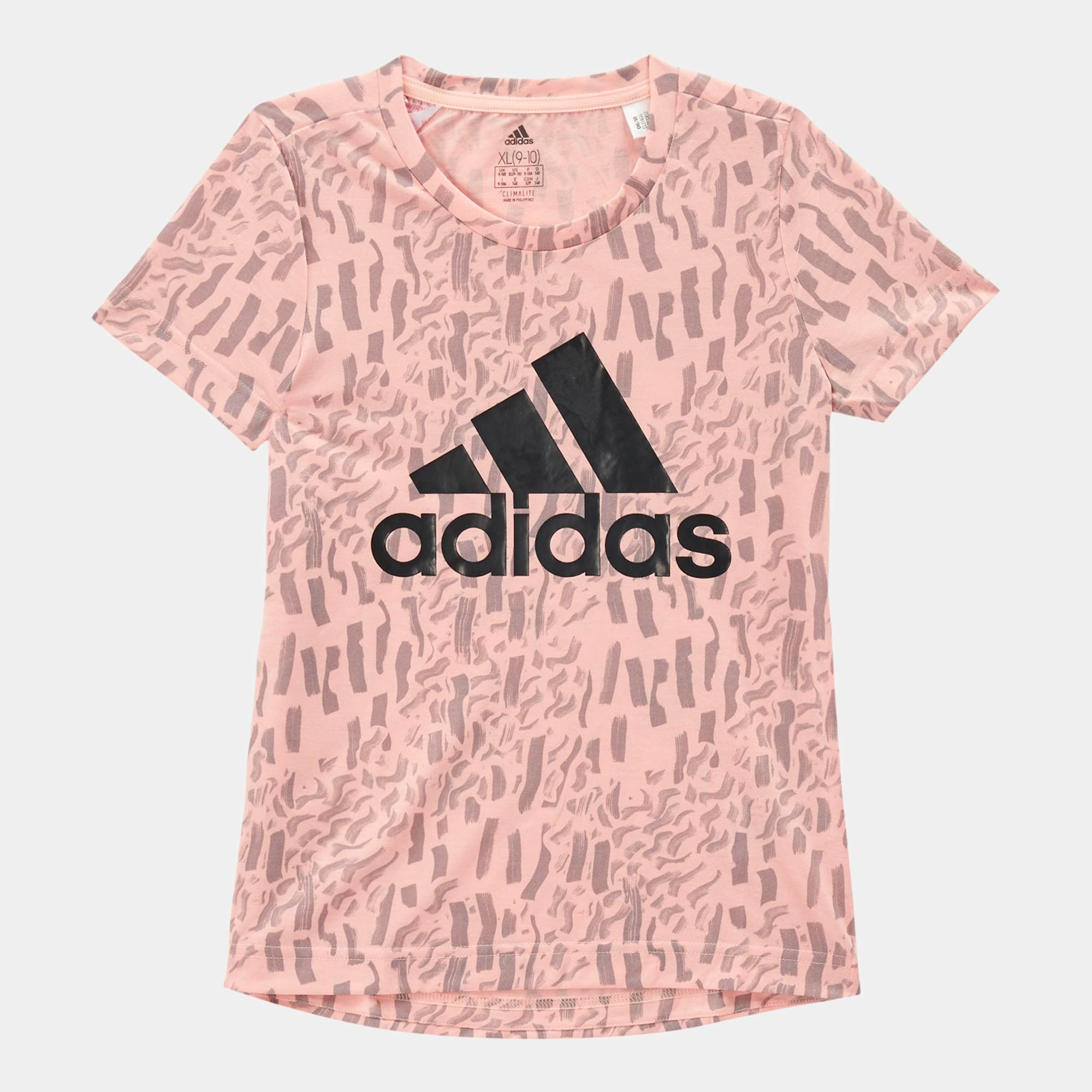 445438a7ac3 adidas Kids' Badge Of Sport T-Shirt (Little Girls) | T-Shirts | Tops |  Clothing | Kids' Sale | Sale | SSS