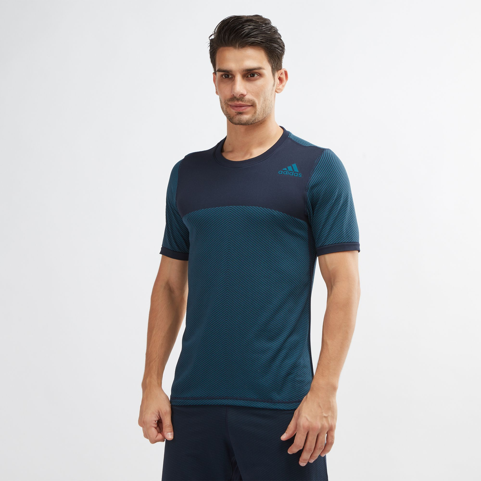 Elite ShirtShirts Fitted Adidas Freelift T Tops Sss Clothing qzGSUMpV