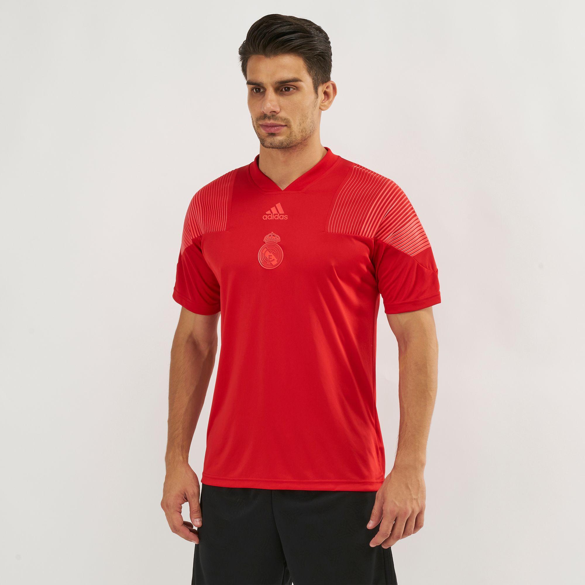 san francisco 43a00 3d227 adidas Real Madrid Icon Football T-Shirt   T-Shirts   Tops ...