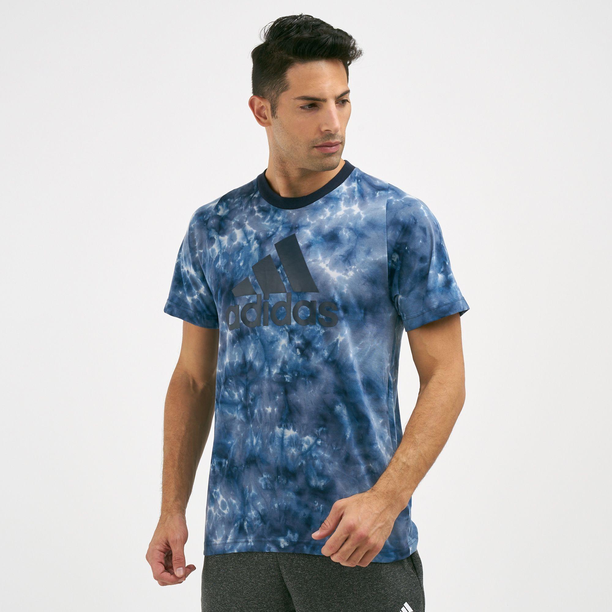 adidas Men's ID Spray Dye T-Shirt