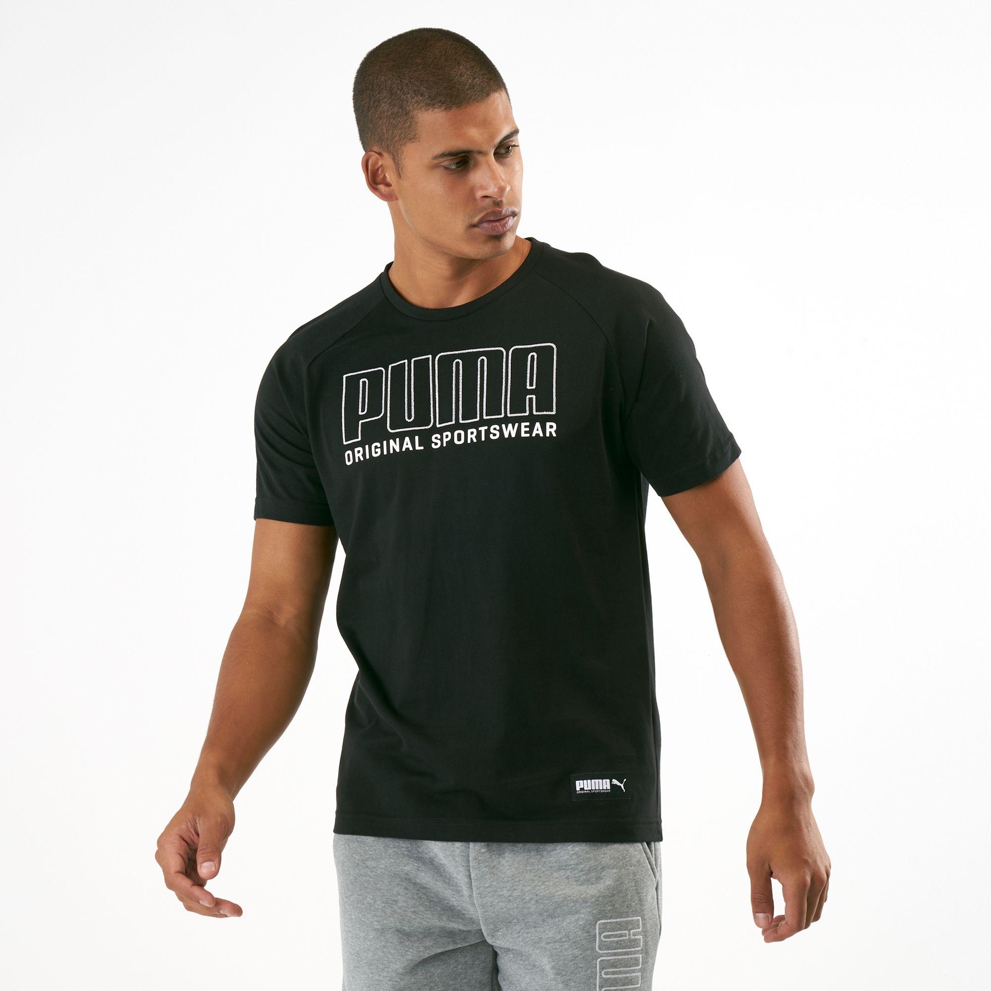Editor lecho Por cierto  t shirt puma original Shop Clothing & Shoes Online