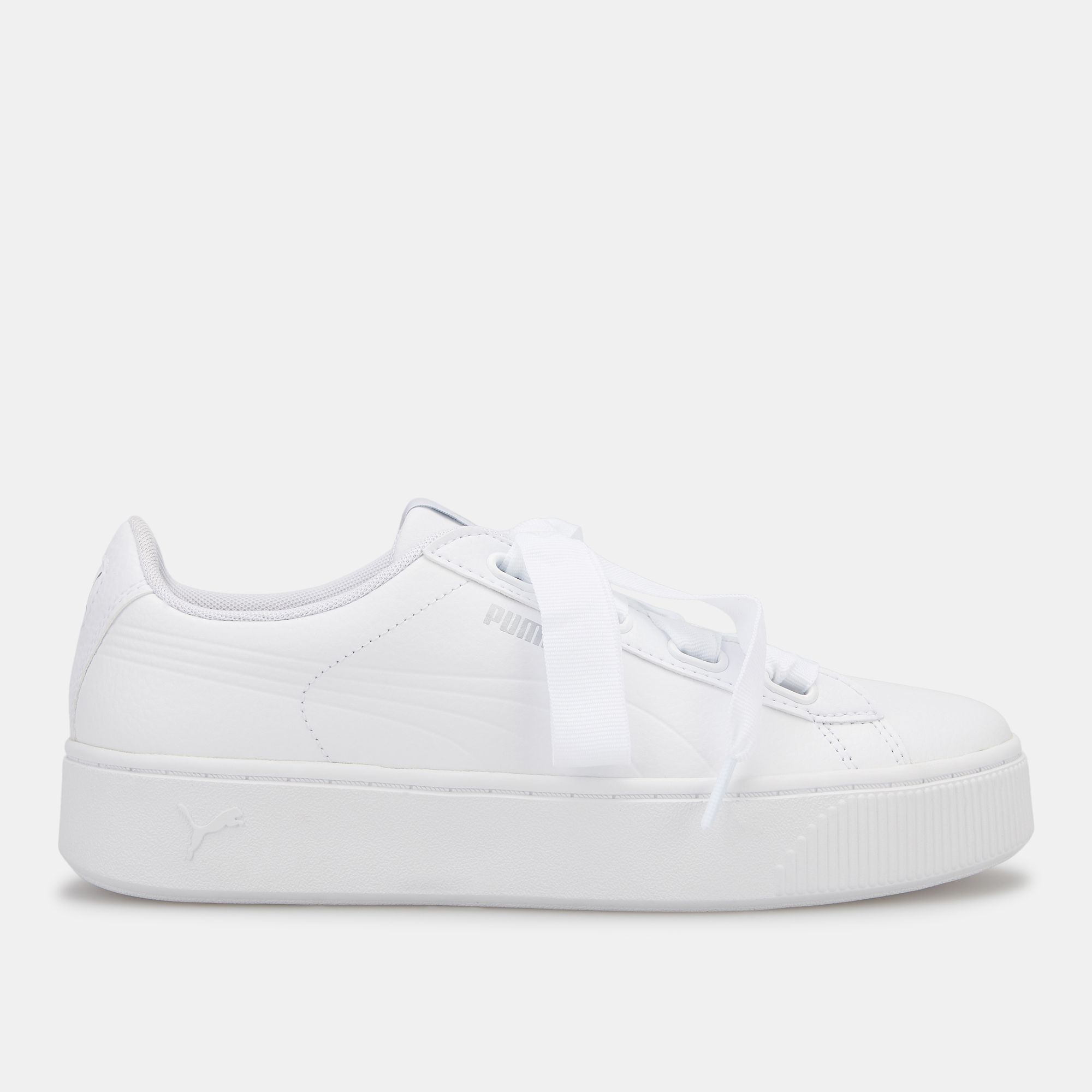 867c719d6 PUMA Women's Vikky Stacked Ribbon Core Shoe   Sneakers   Shoes ...