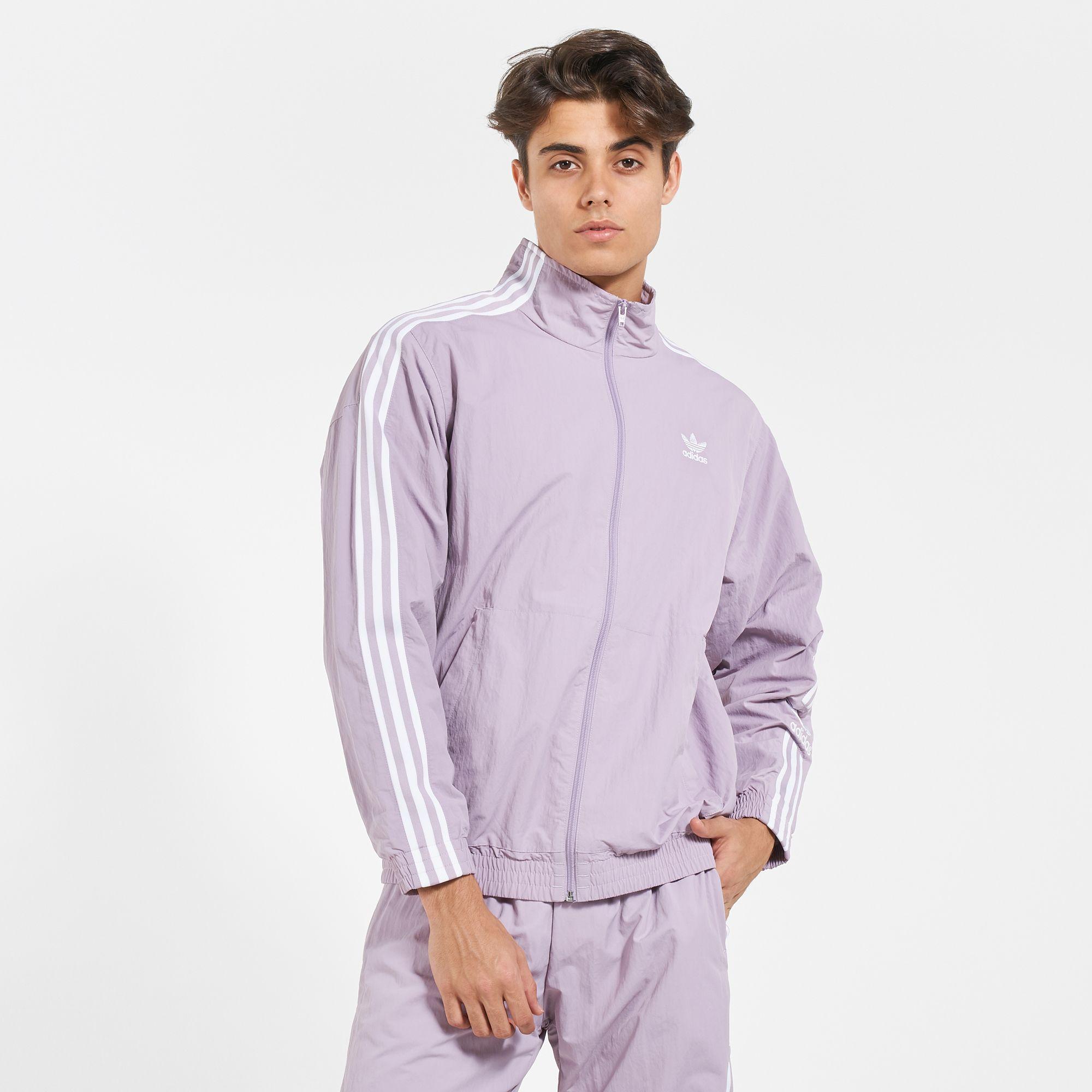 adidas Originals Men's Woven Track Jacket