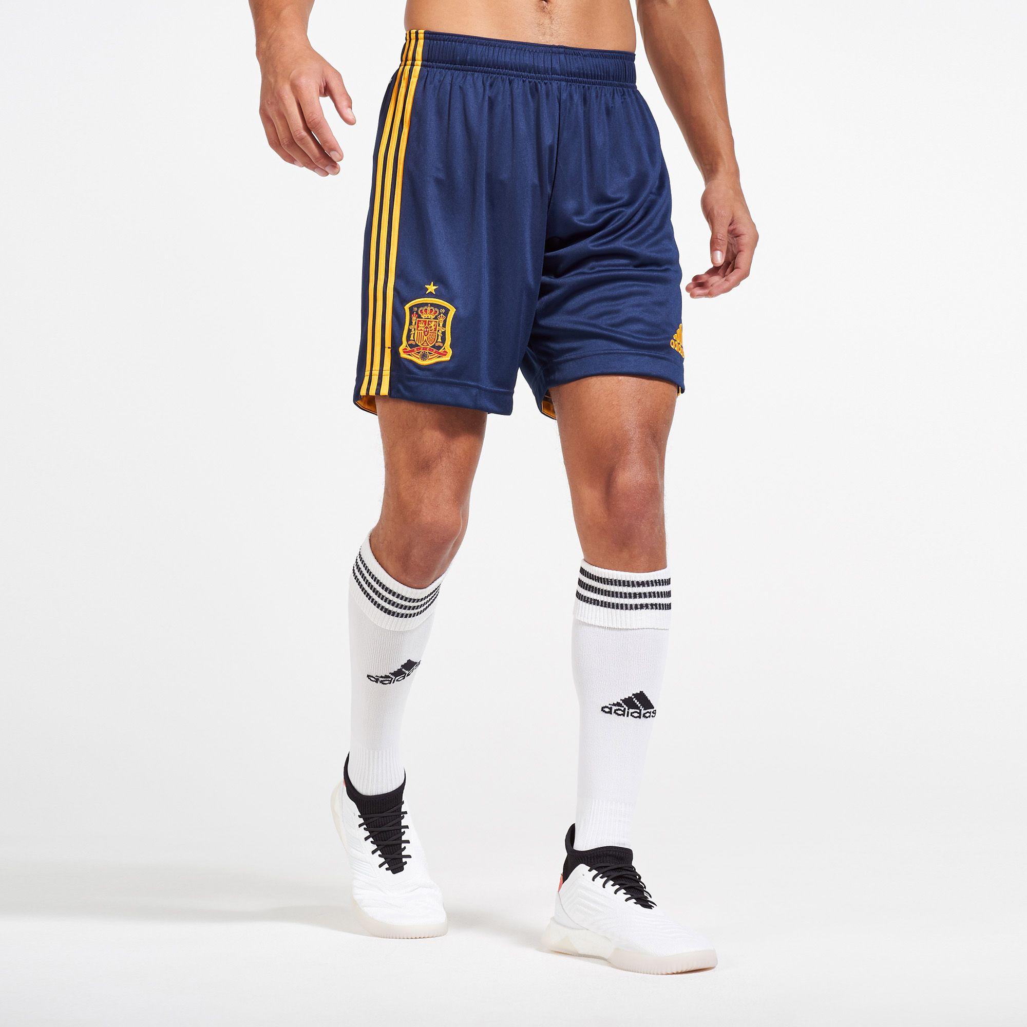 adidas Men's Spain Home Shorts - 2020/21