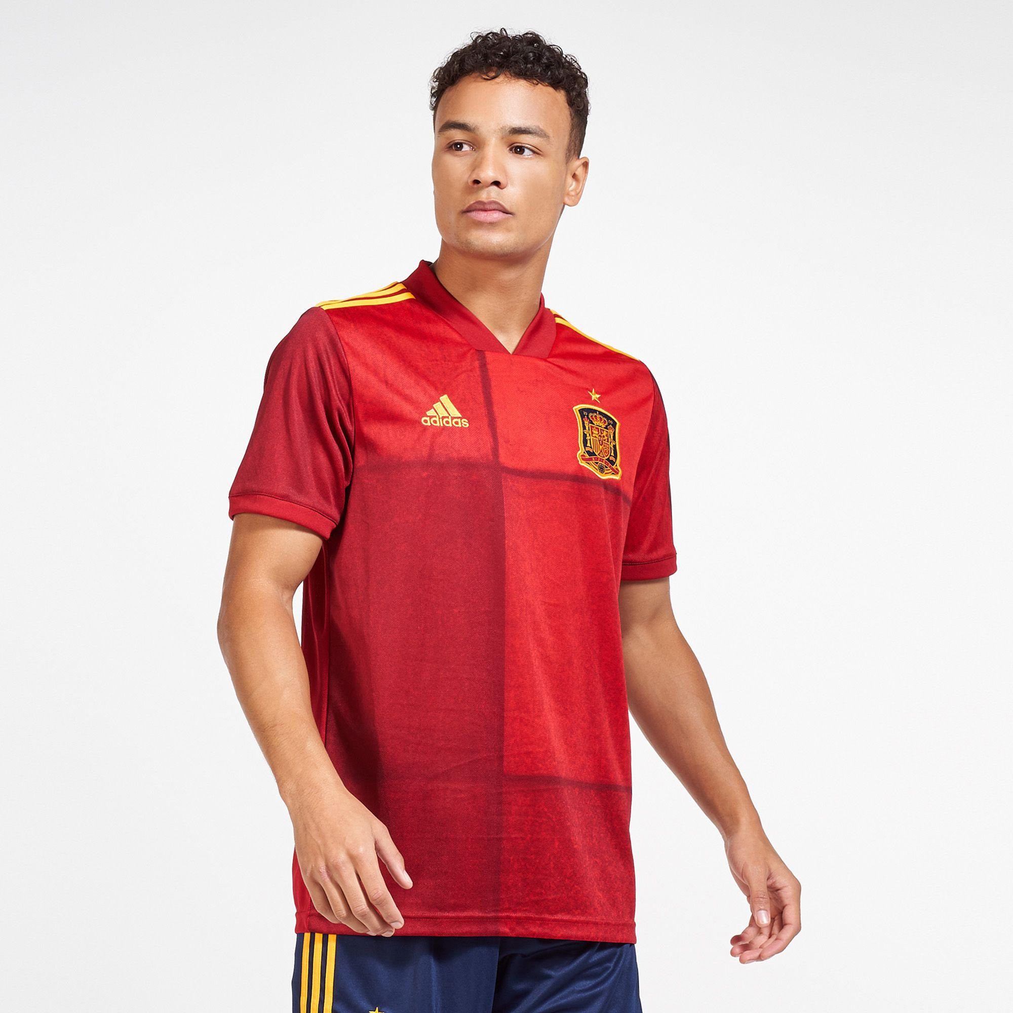 adidas Men's Spain Home Jersey - 2020/21