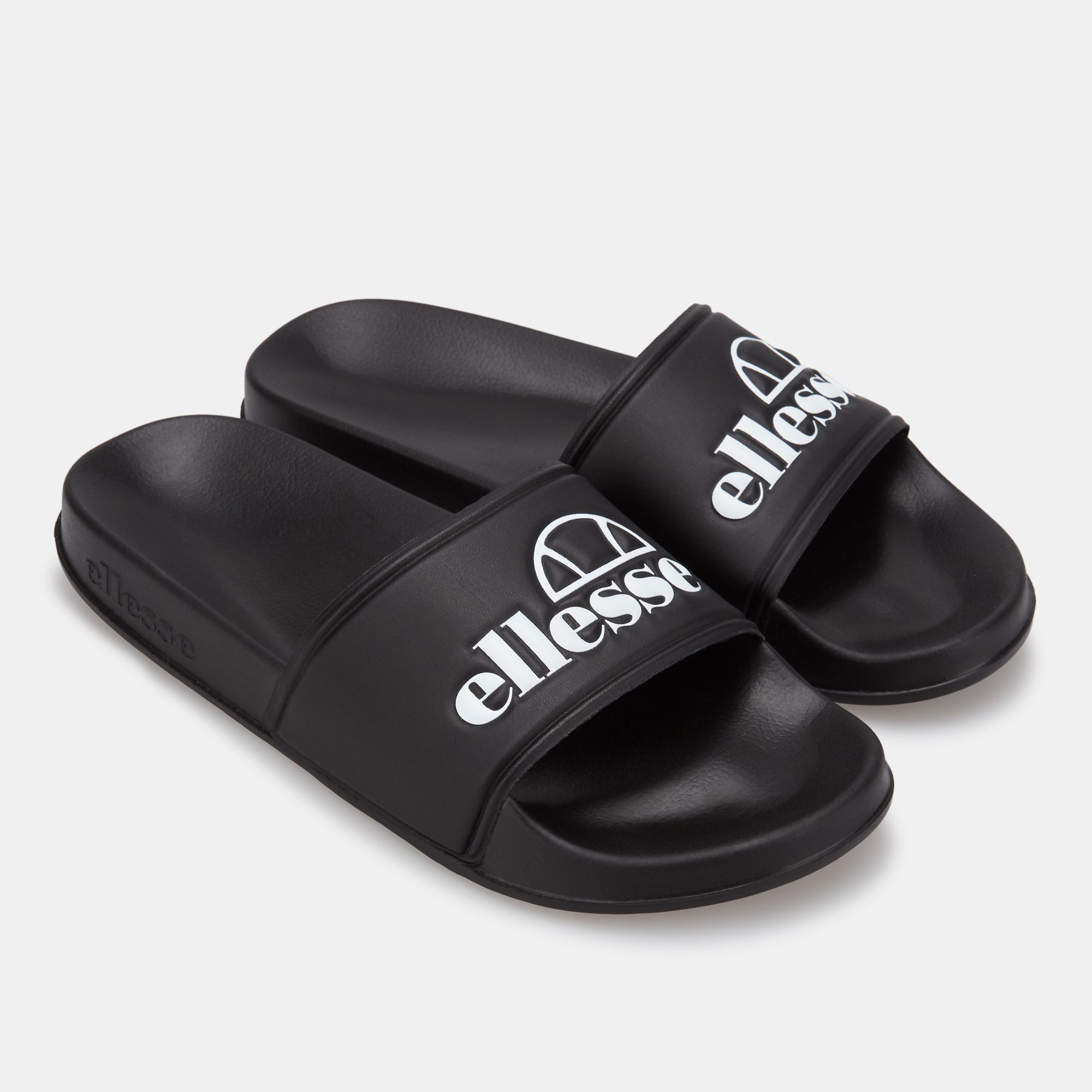 Ellesse Filippo Black Slides
