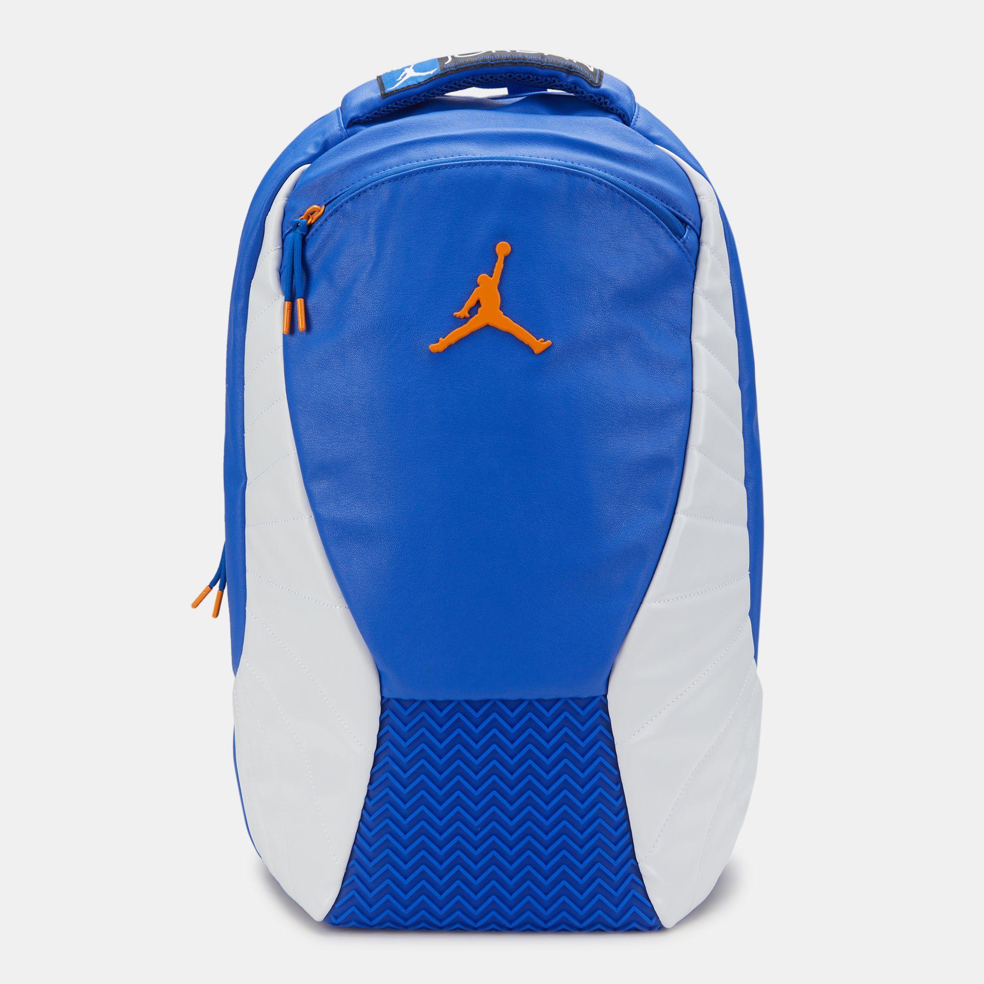 9d5cdaafbd Jordan Kids  Air Jordan 12 Retro Backpack (Older Kids) - Blue