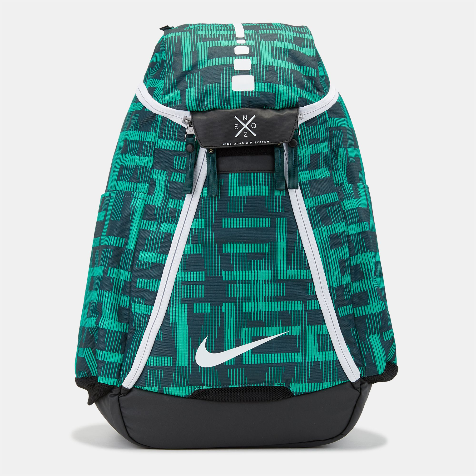 Nike Hoops Elite Max Air Team 2.0 Graphic Basketball Backpack - Green 3e5b1e6c863c4